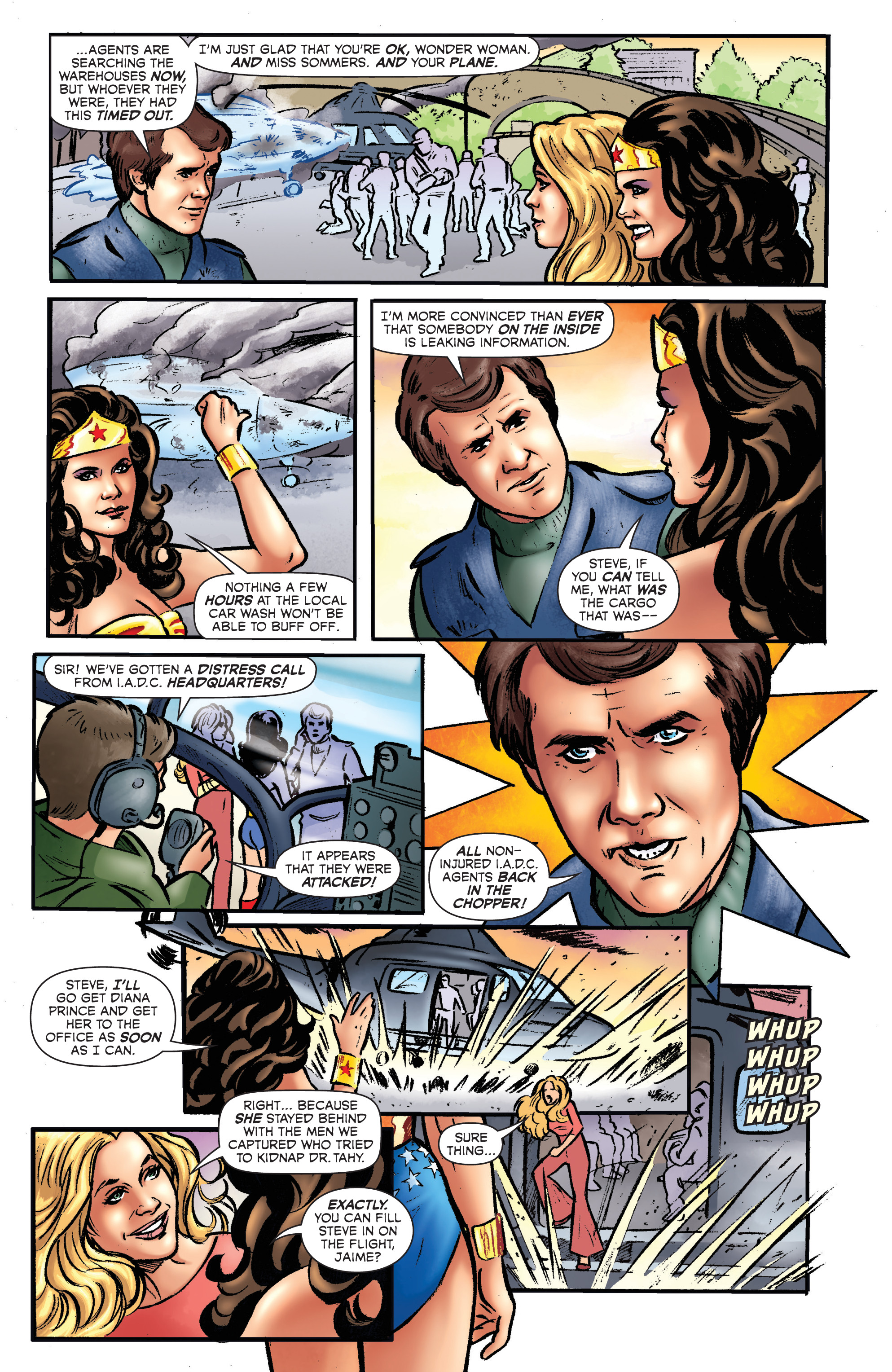 Read online Wonder Woman '77 Meets The Bionic Woman comic -  Issue #1 - 24