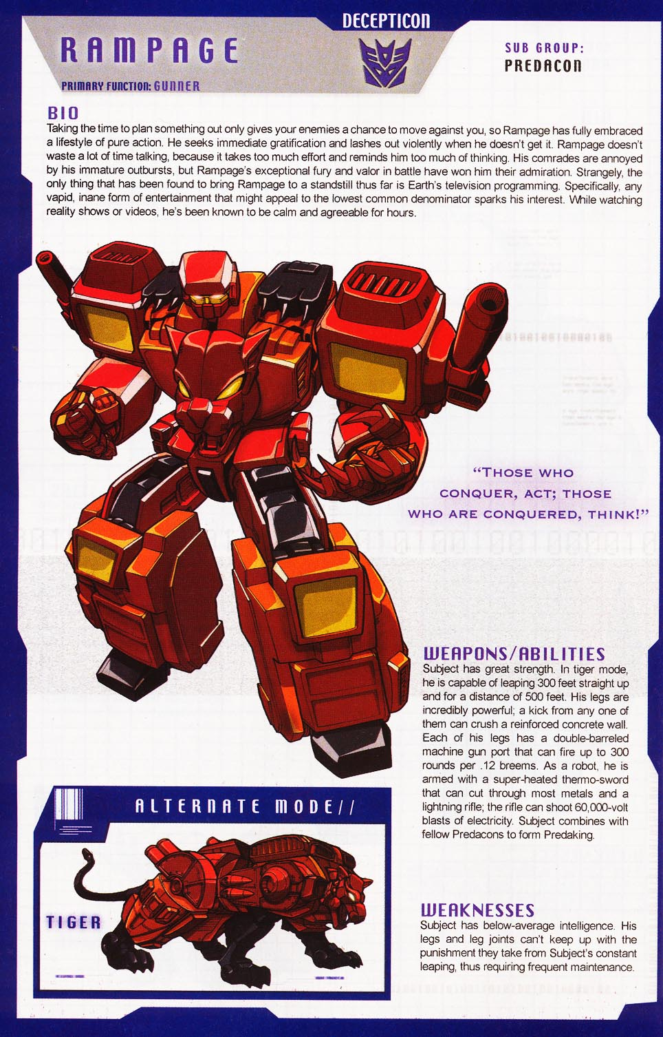 Read online Transformers: More than Meets the Eye comic -  Issue #4 - 51