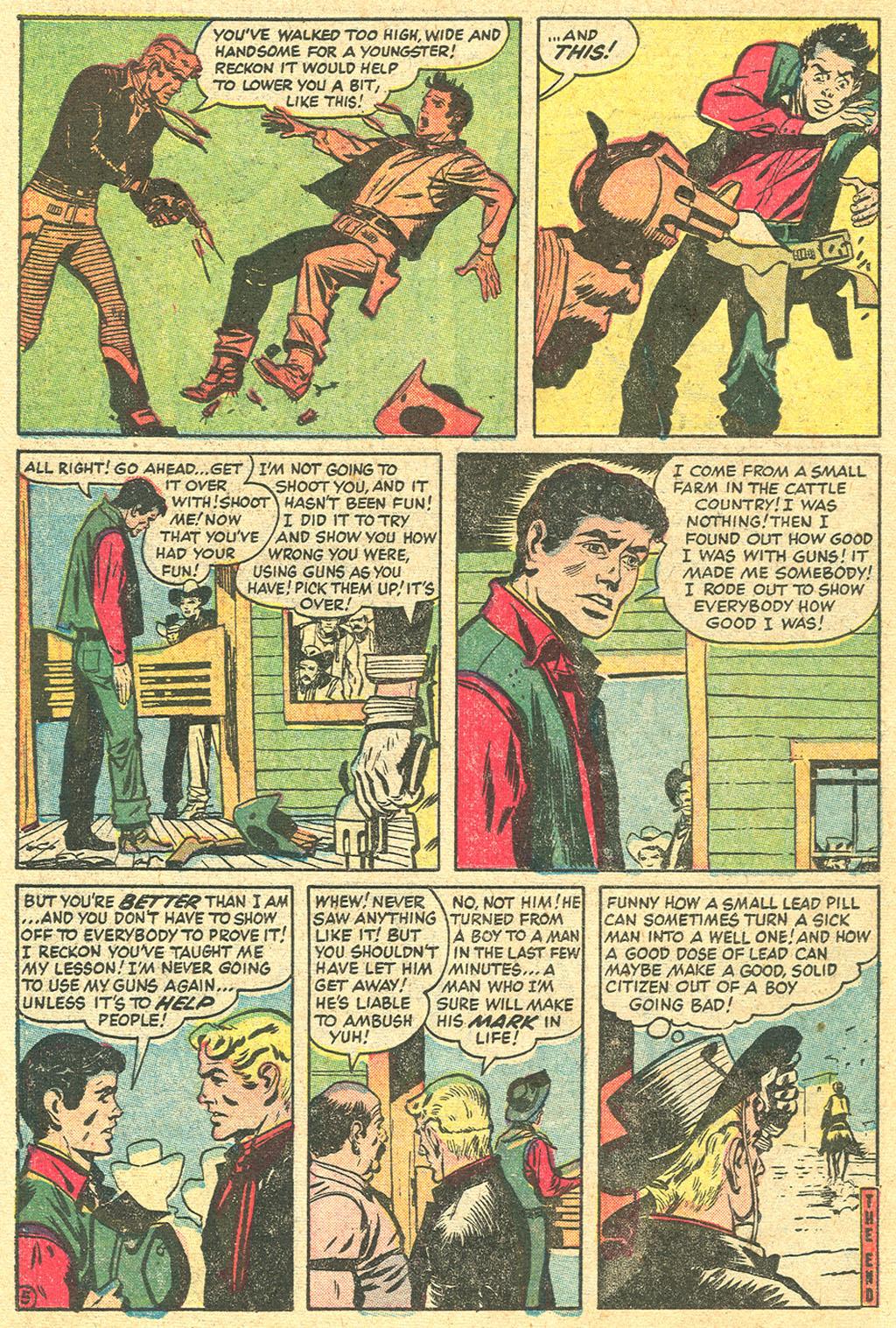Read online Two-Gun Kid comic -  Issue #31 - 14