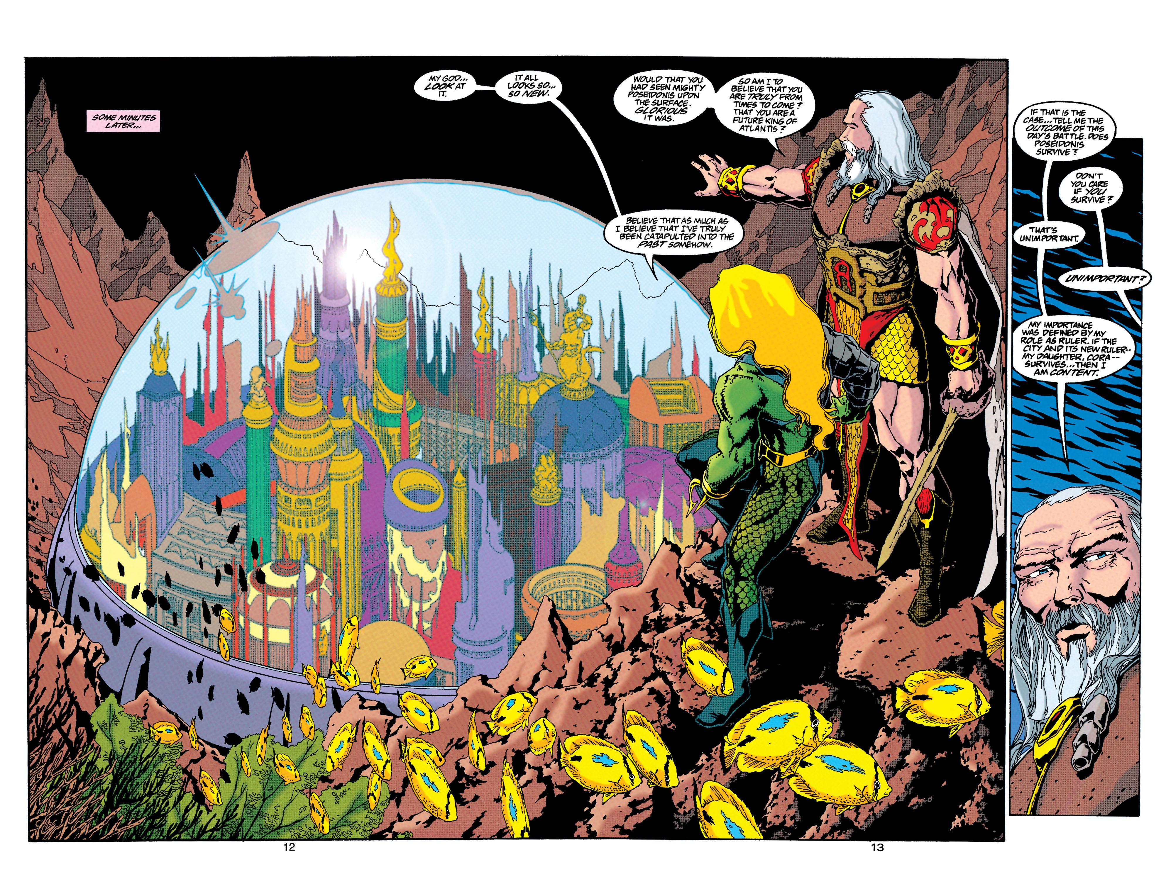 Read online Aquaman (1994) comic -  Issue #33 - 12