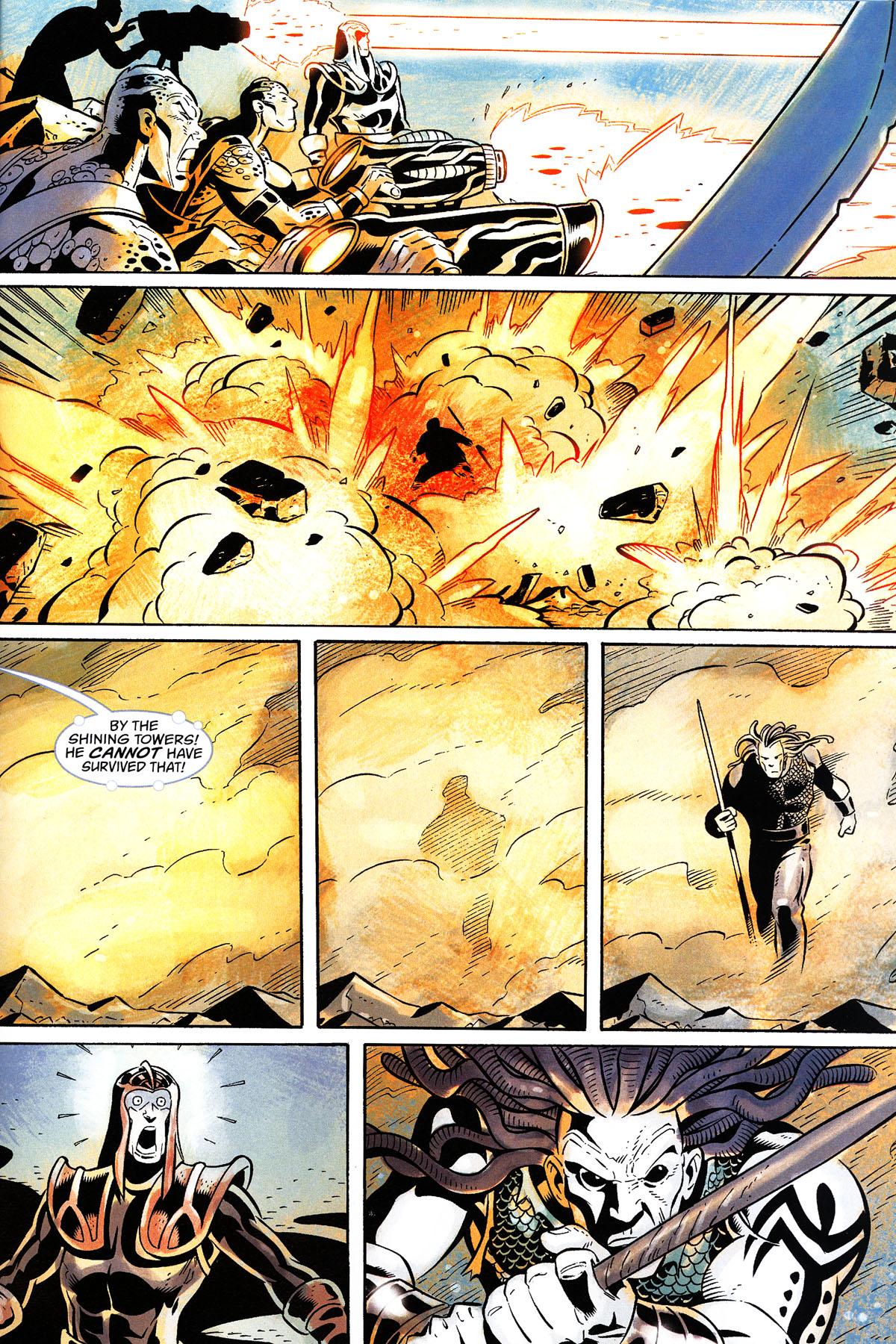 Read online Aquaman: Sword of Atlantis comic -  Issue #50 - 33