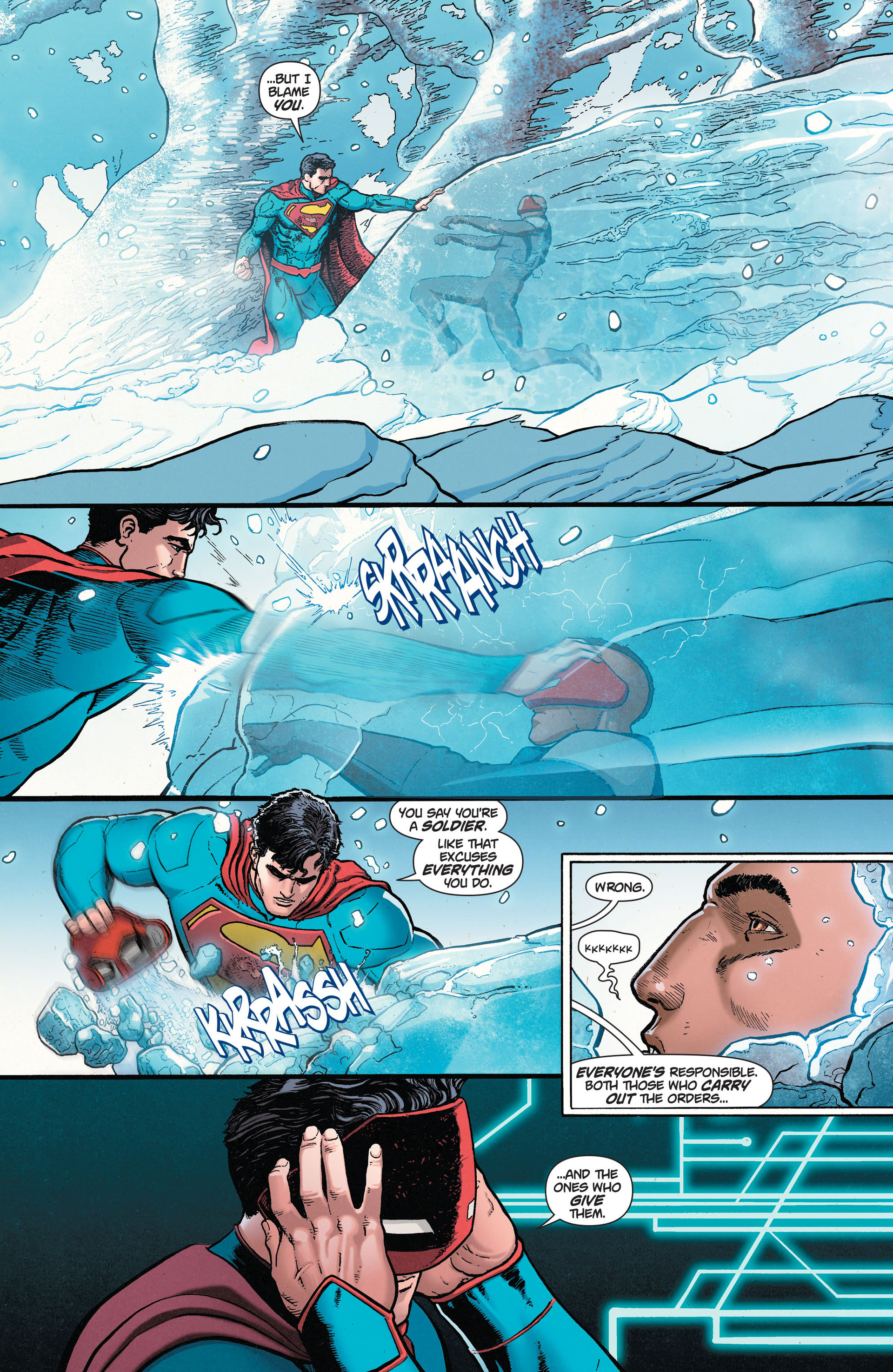 Read online Action Comics (2011) comic -  Issue #29 - 10