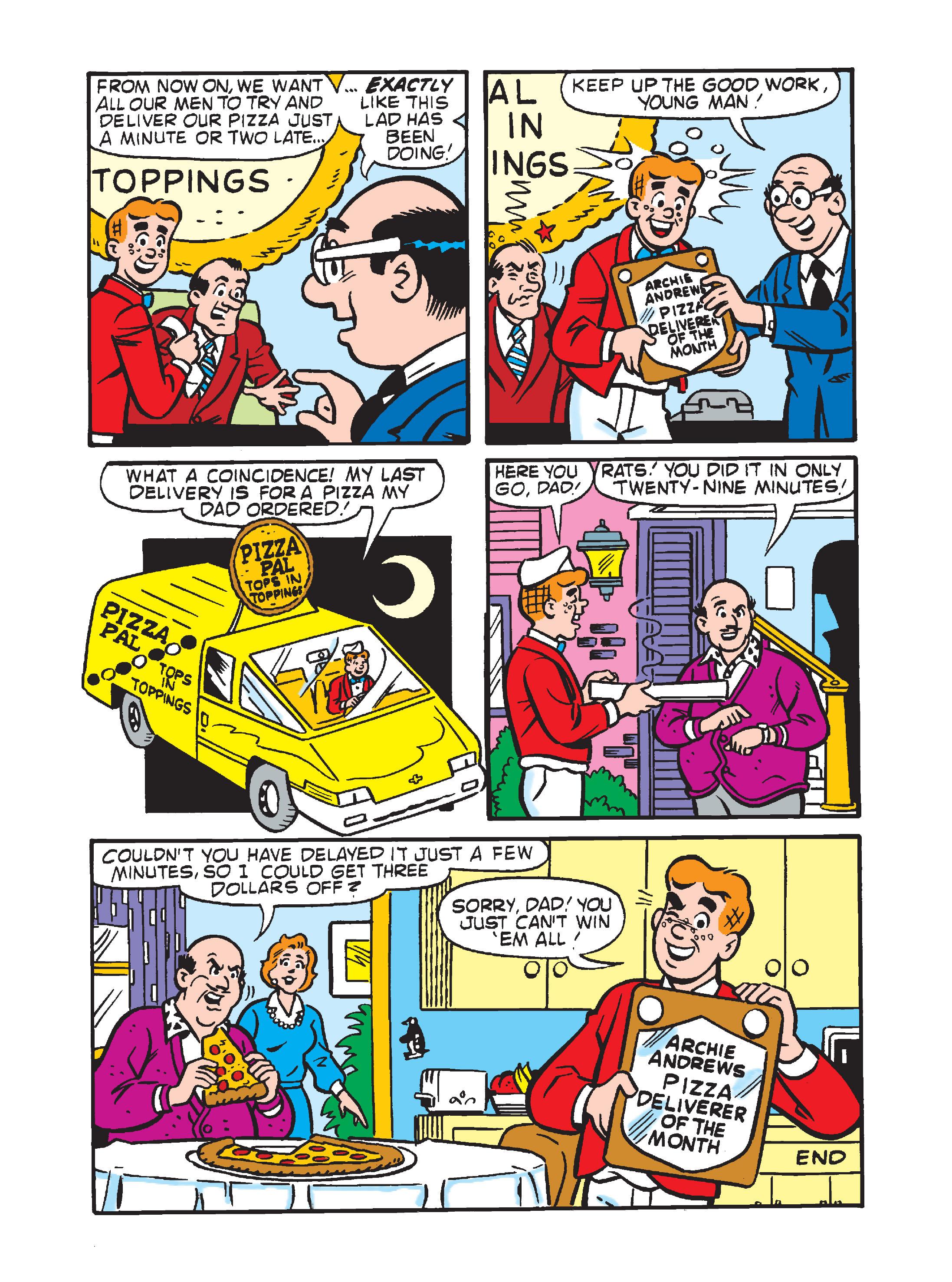 Read online Archie 1000 Page Comics Bonanza comic -  Issue #2 (Part 1) - 33