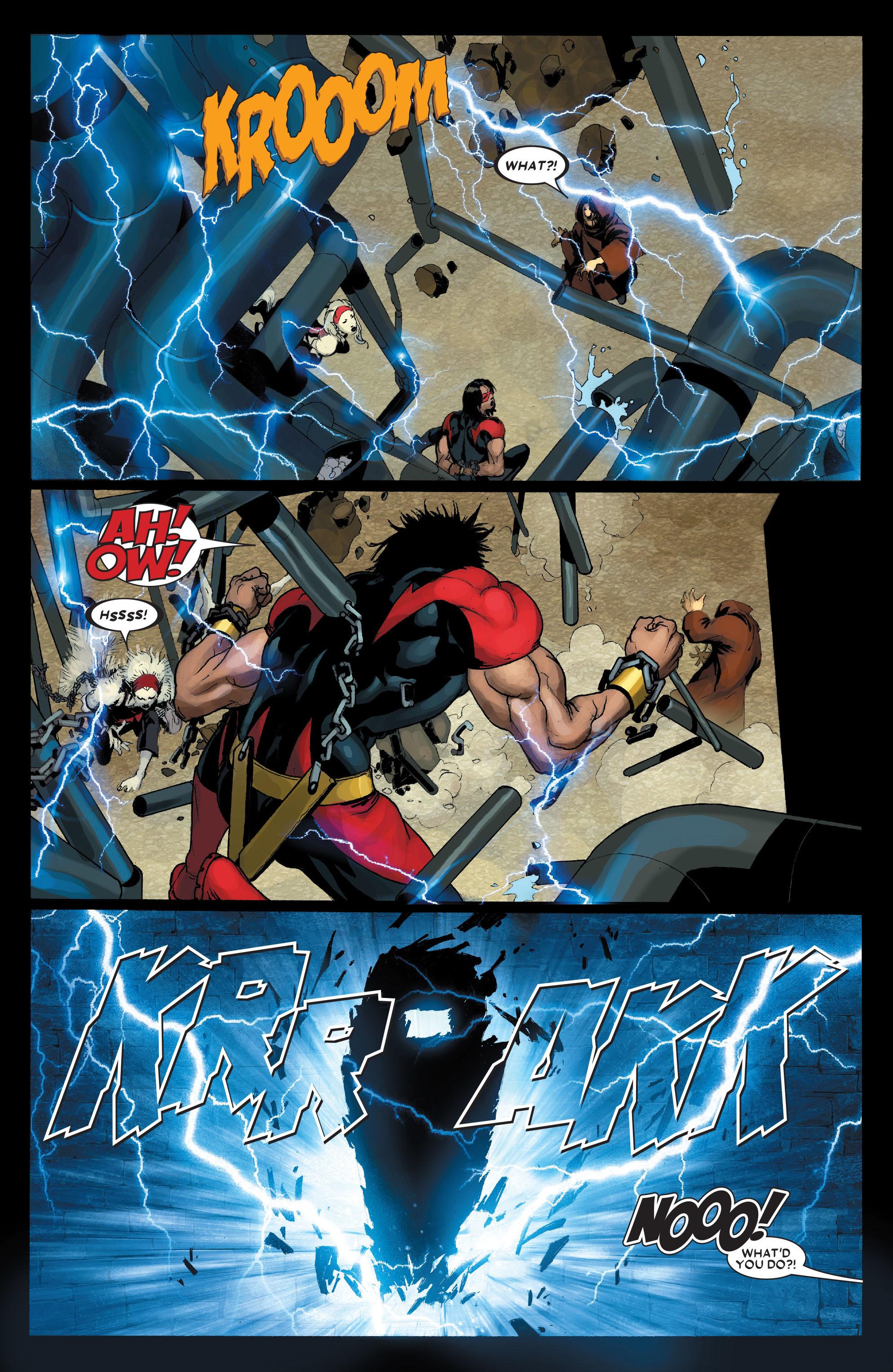 Read online Uncanny X-Men (1963) comic -  Issue #491 - 12