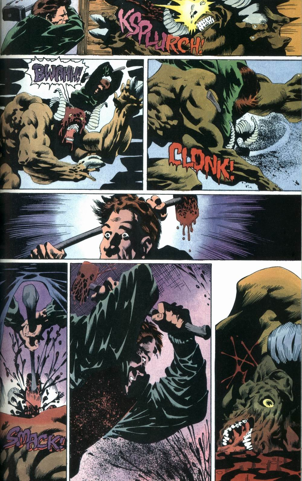 Read online Deadman: Love After Death comic -  Issue #2 - 21