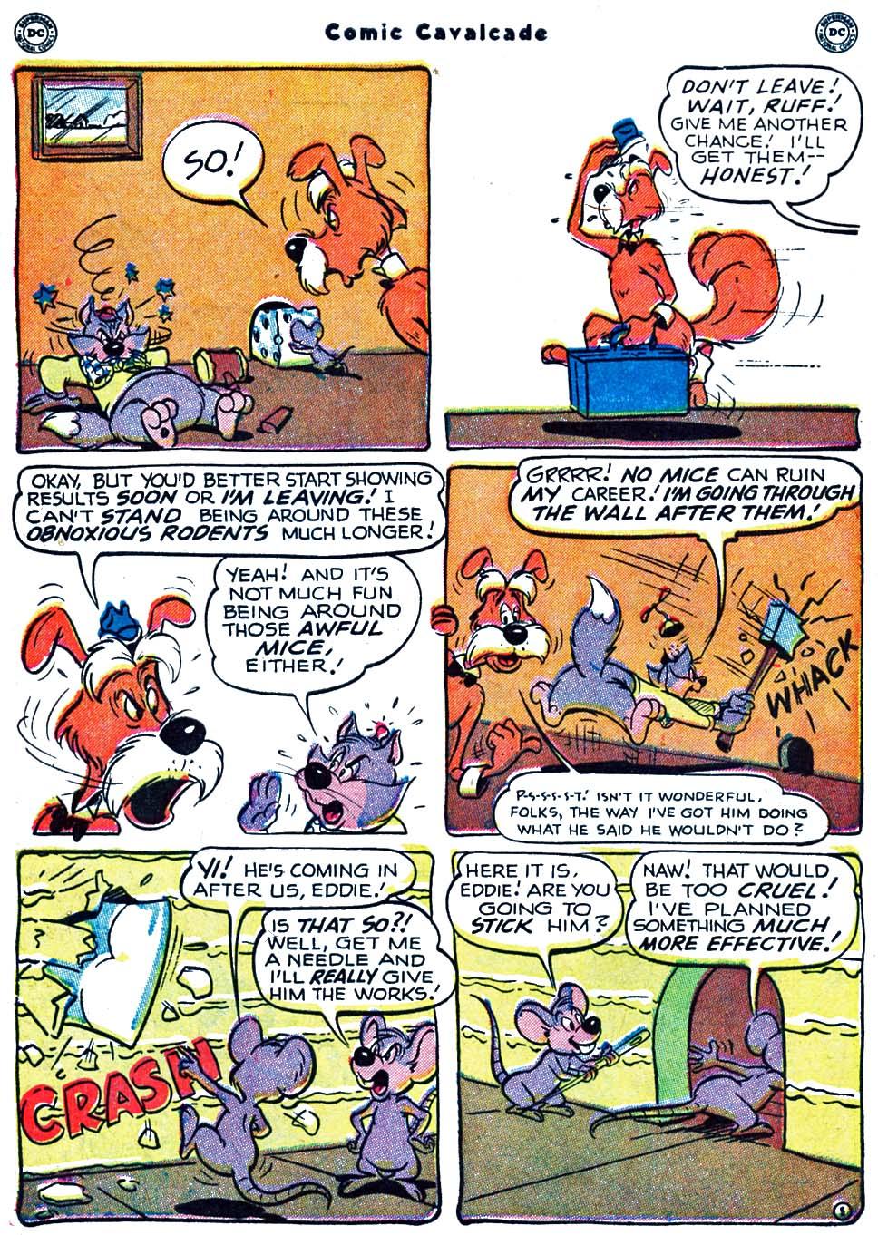 Comic Cavalcade issue 40 - Page 56