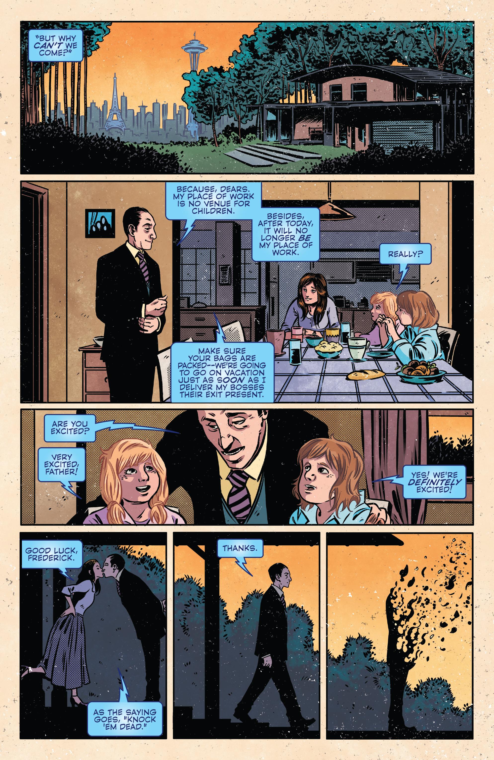 Read online Magnus comic -  Issue #1 - 6