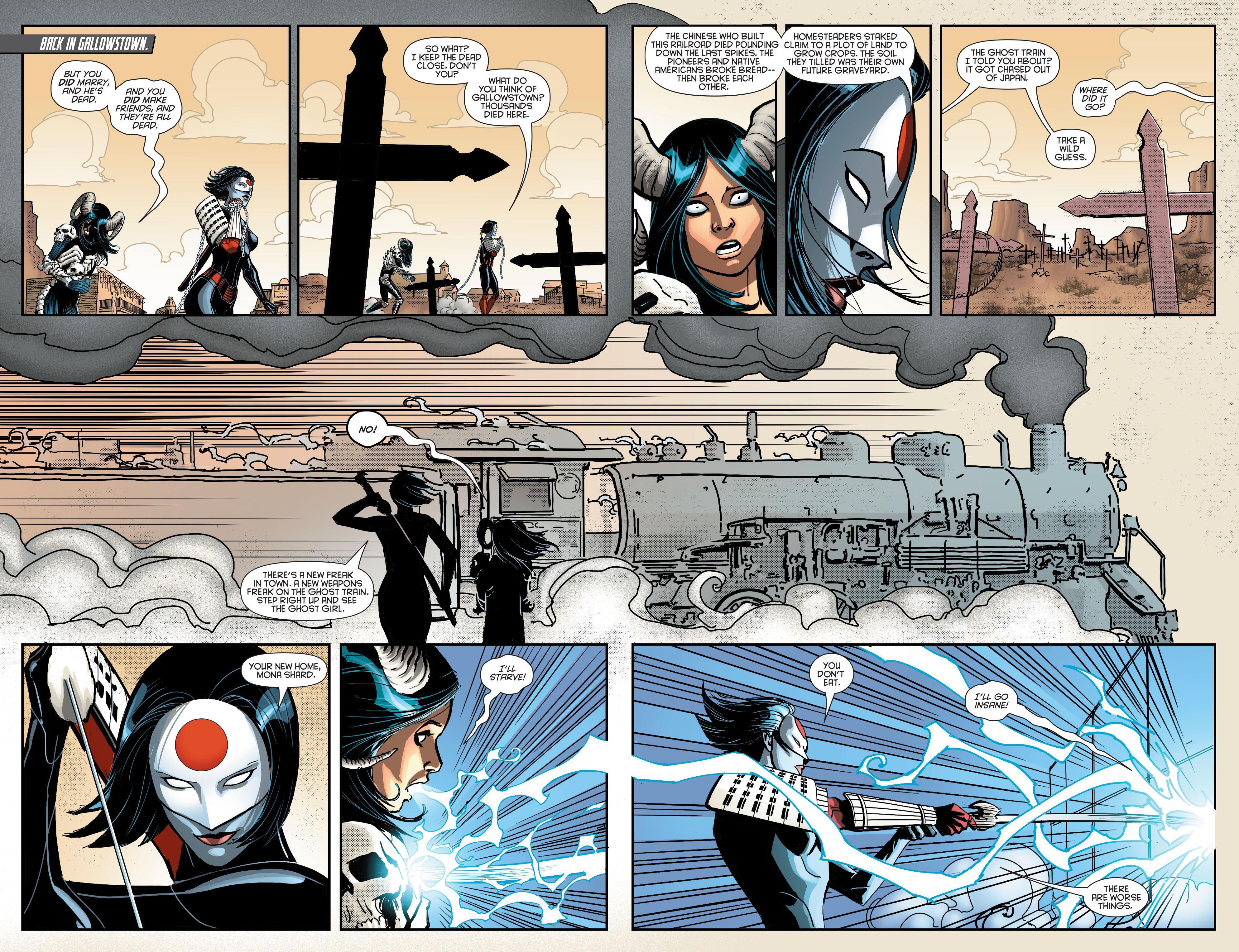 Read online Secret Origins (2014) comic -  Issue #8 - 30