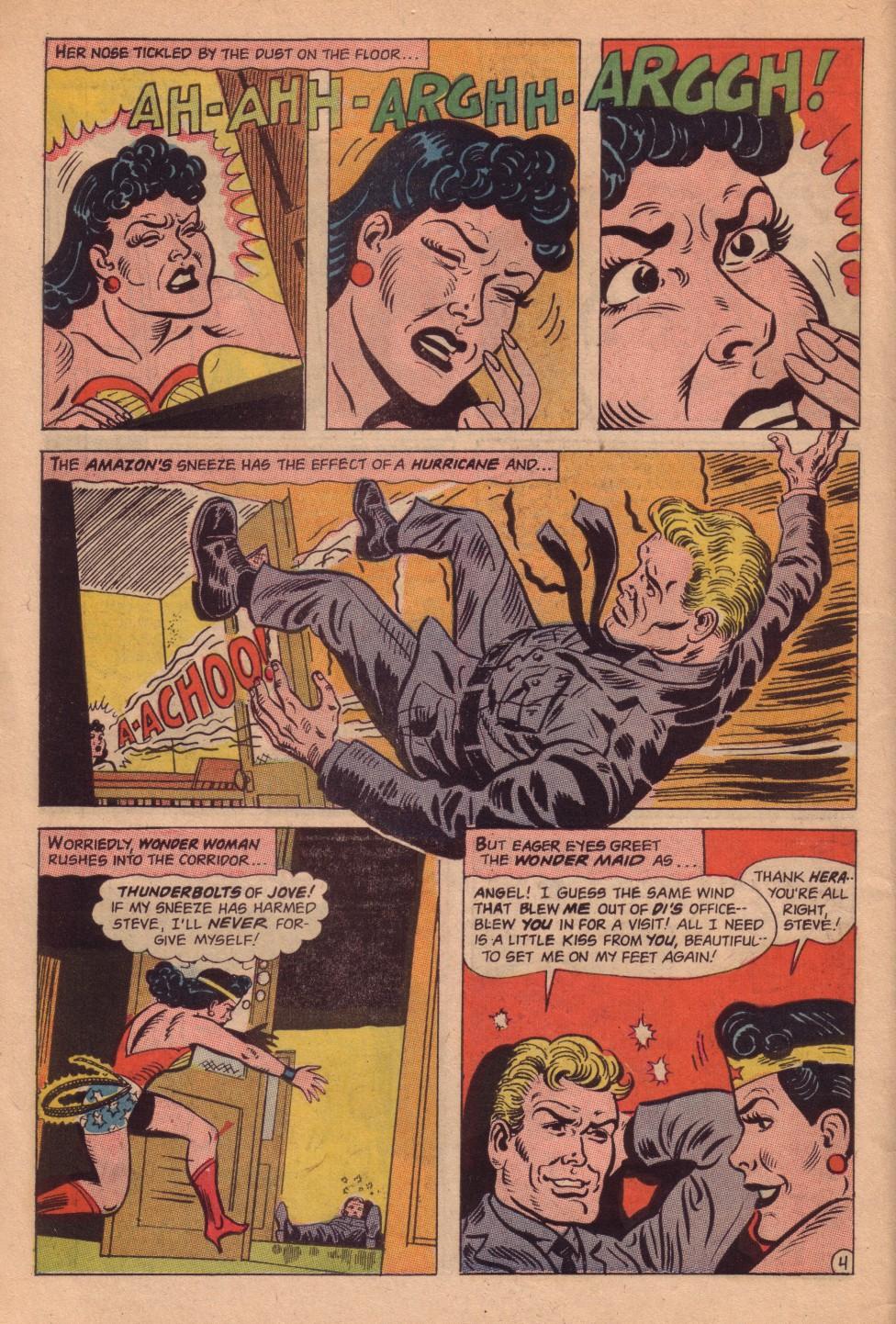Read online Wonder Woman (1942) comic -  Issue #161 - 6