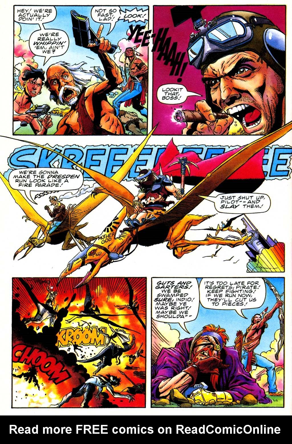 Read online Turok, Dinosaur Hunter (1993) comic -  Issue #27 - 11