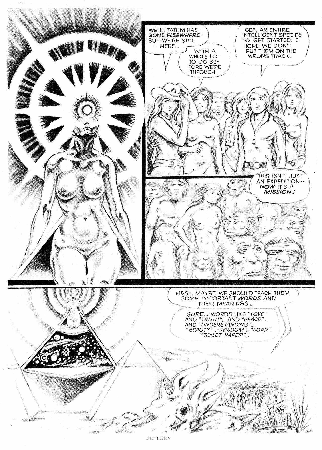 Read online Star*Reach comic -  Issue #14 - 18