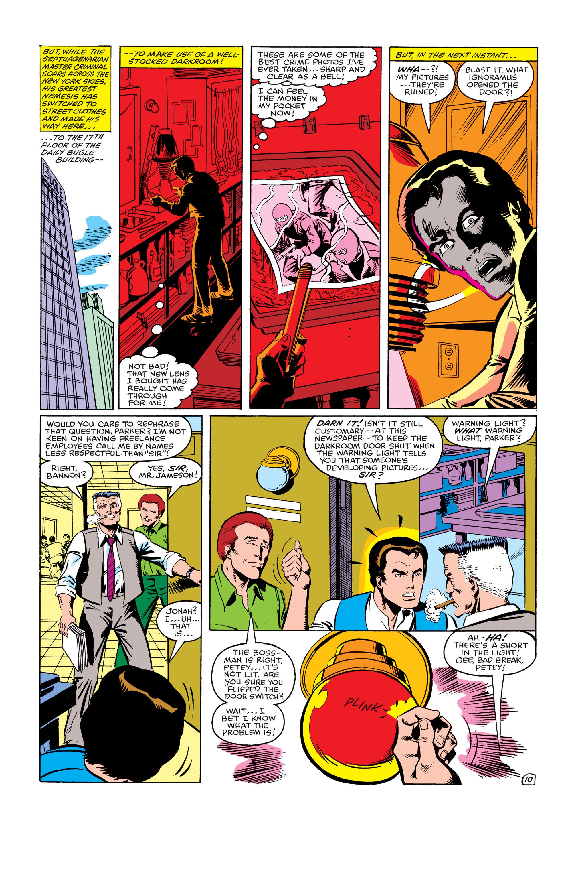 The Amazing Spider-Man (1963) 224 Page 10