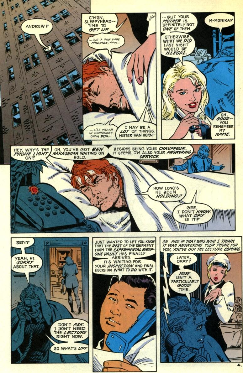 Read online Gunfire comic -  Issue #3 - 6