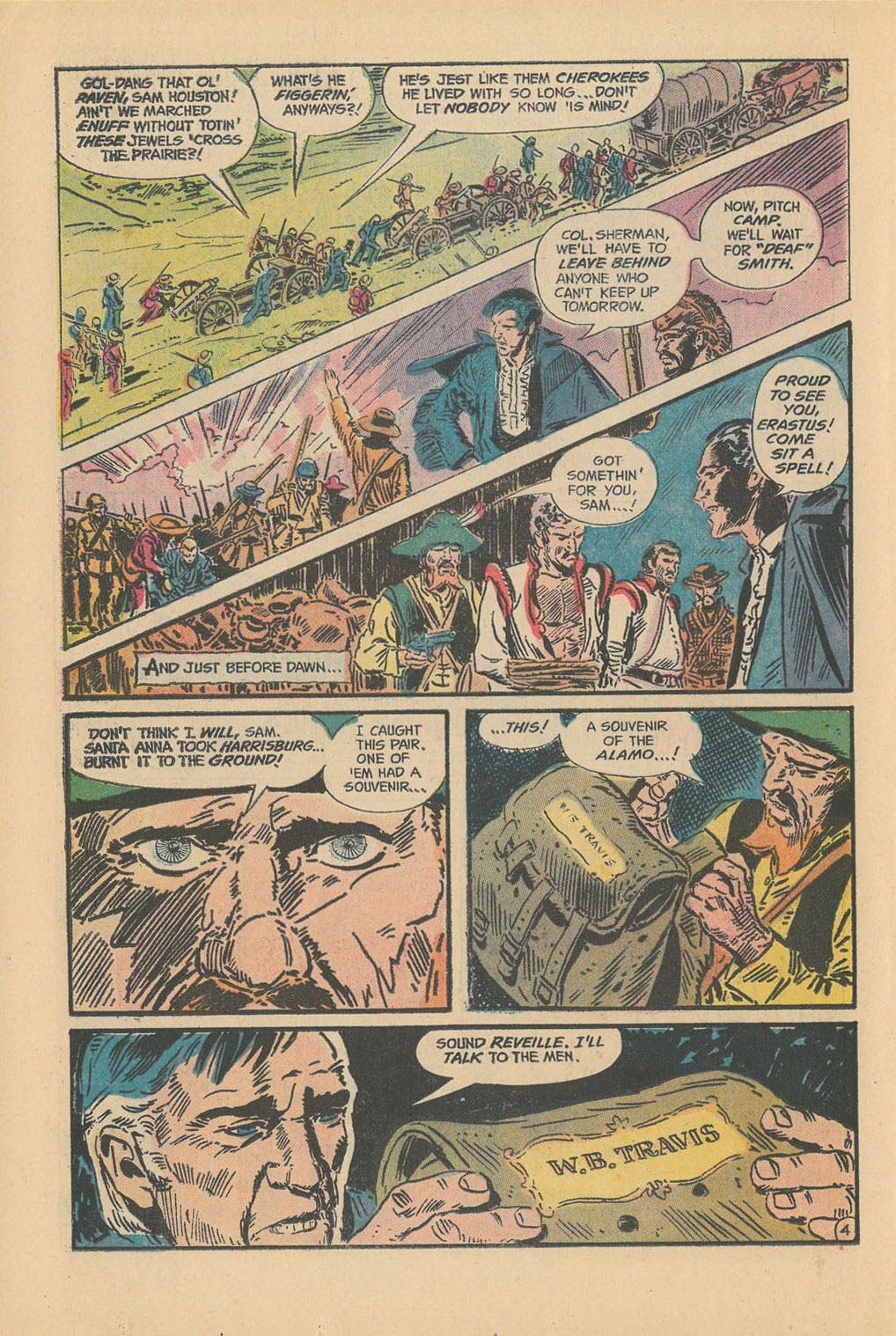 Read online Star Spangled War Stories (1952) comic -  Issue #177 - 25