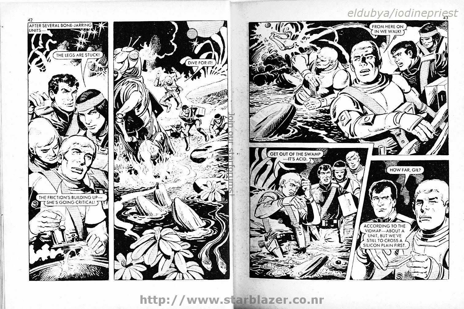 Starblazer issue 101 - Page 23