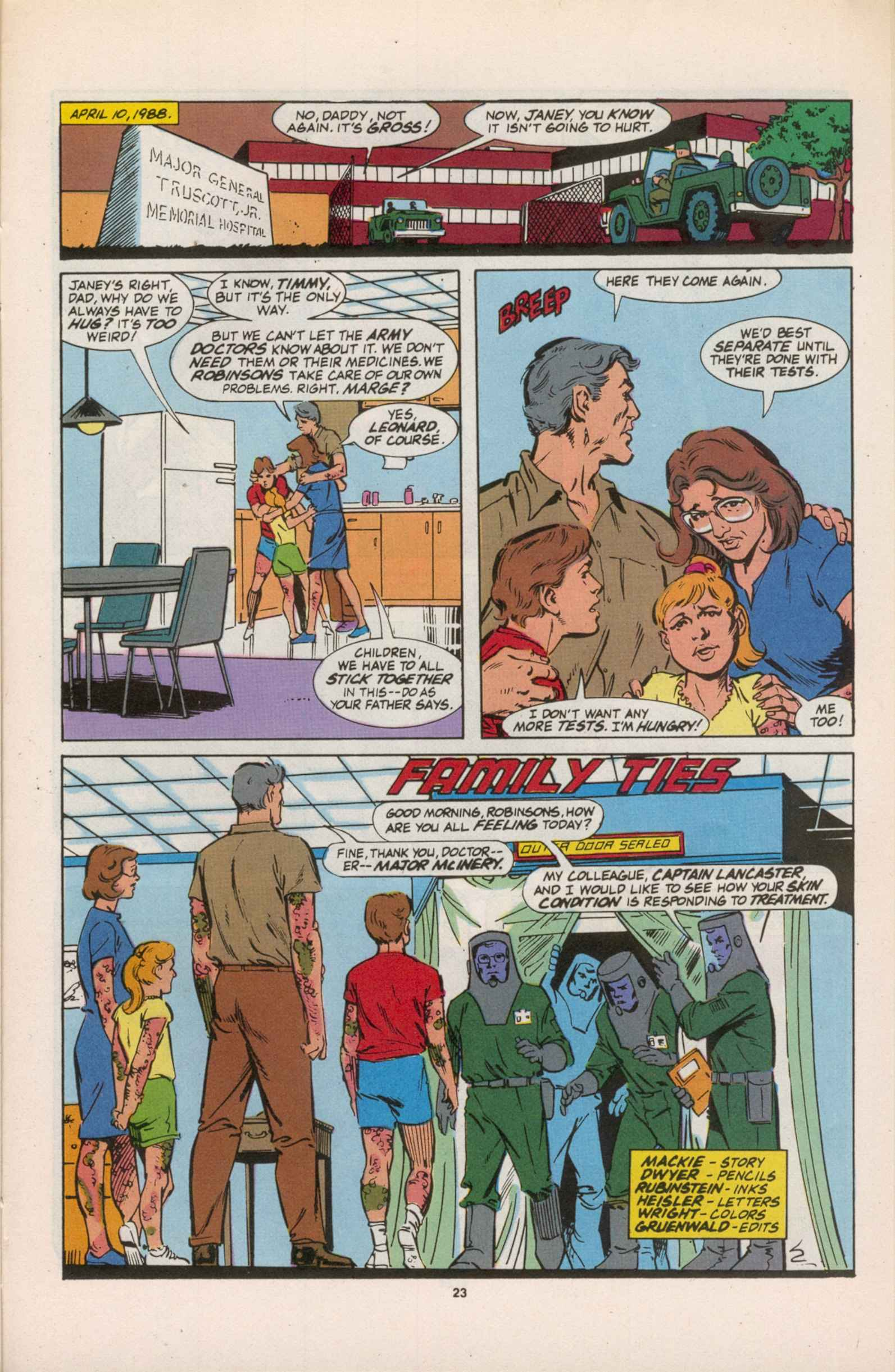 Read online Star Brand comic -  Issue #14 - 24