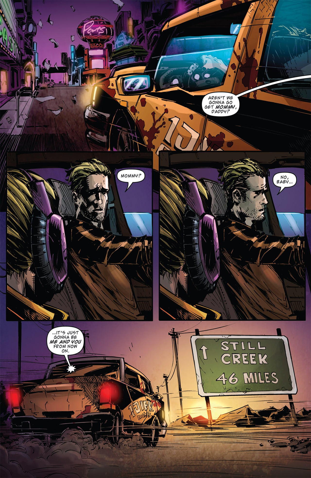 Read online Dead Rising: Road to Fortune comic -  Issue # TPB - 96