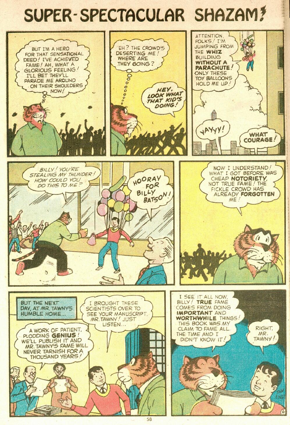 Read online Shazam! (1973) comic -  Issue #14 - 49
