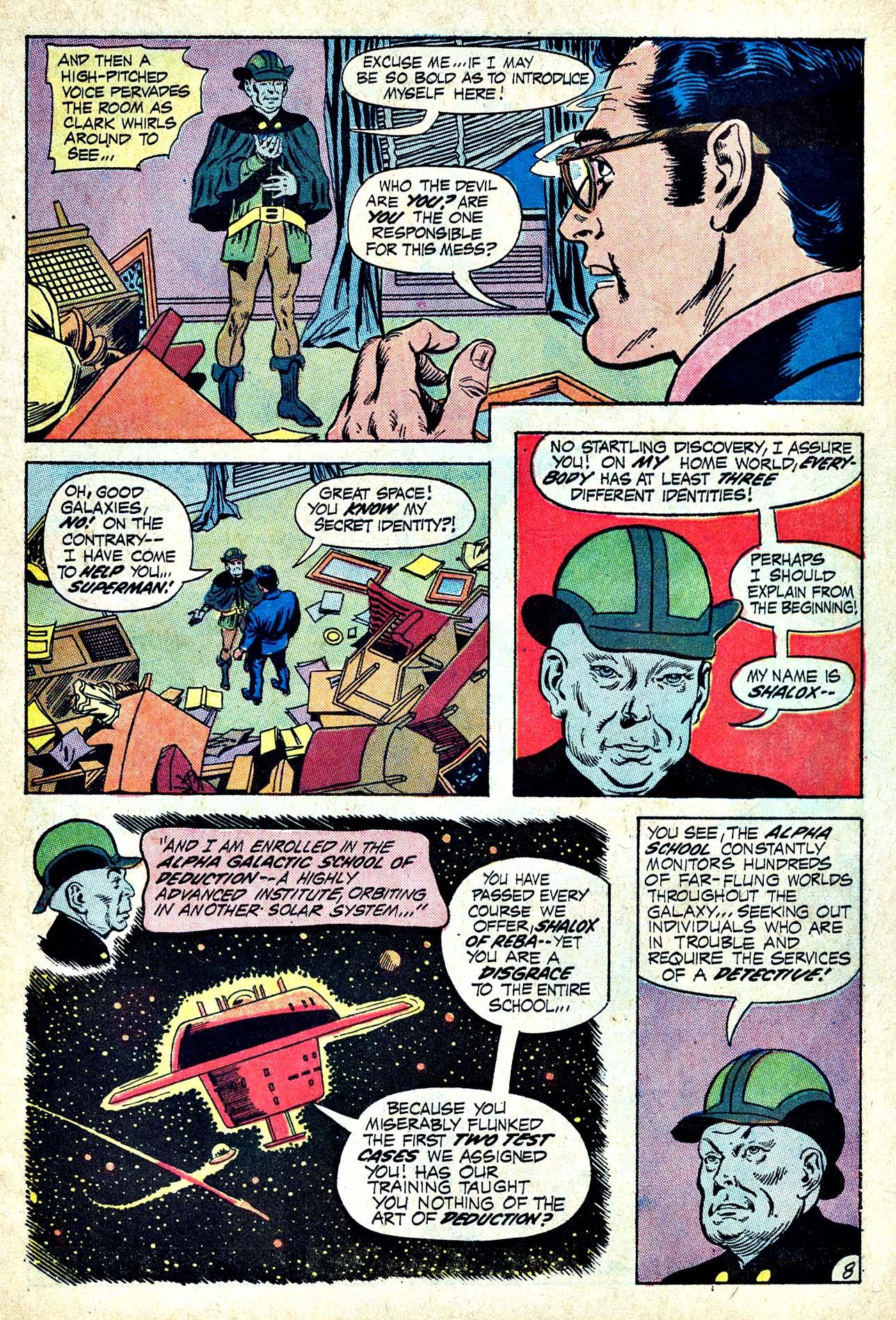Action Comics (1938) 409 Page 11