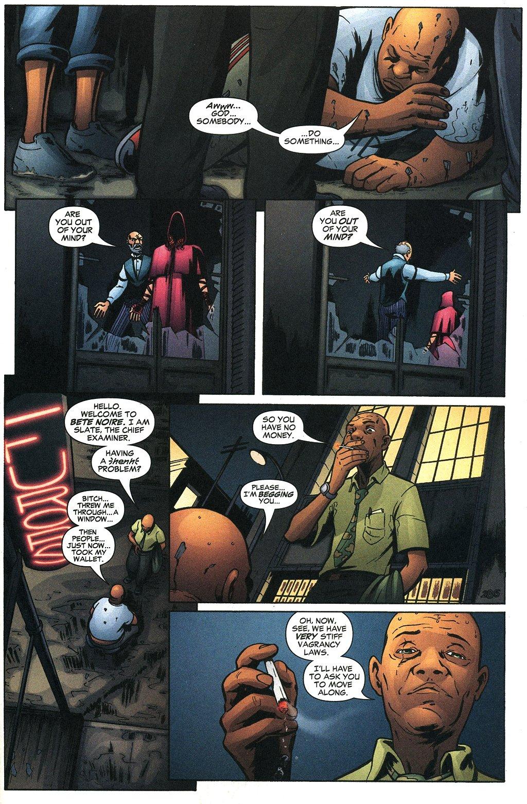 Read online Fallen Angel (2003) comic -  Issue #19 - 10
