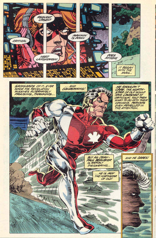 Read online Alpha Flight (1983) comic -  Issue #115 - 14