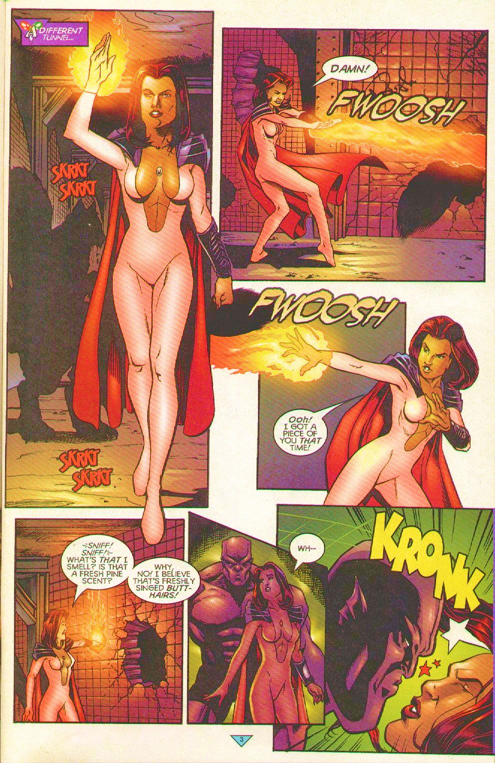 Read online Trinity Angels comic -  Issue #11 - 5