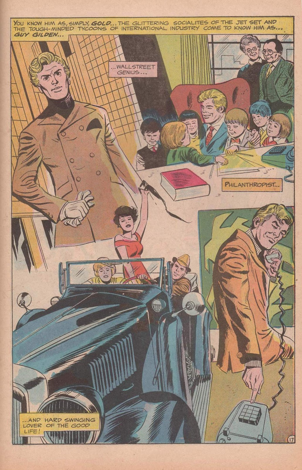 Metal Men (1963) issue 37 - Page 23