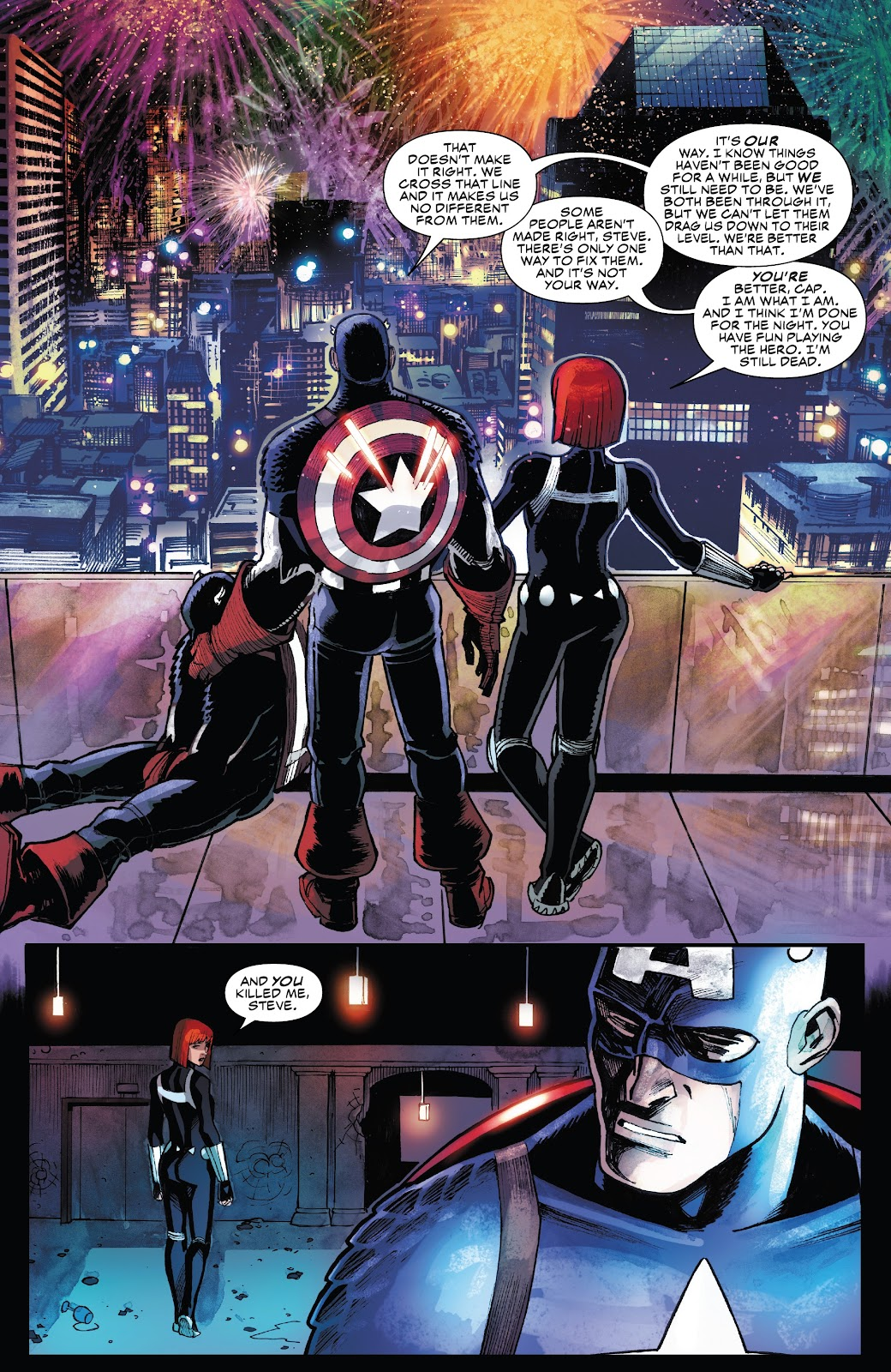 Read online Black Widow (2019) comic -  Issue #1 - 14