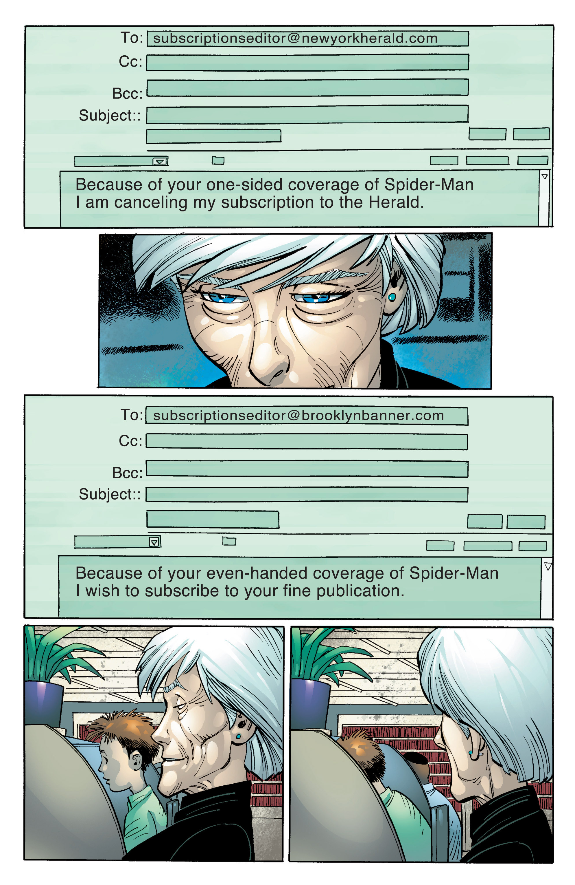 The Amazing Spider-Man (1999) 39 Page 13