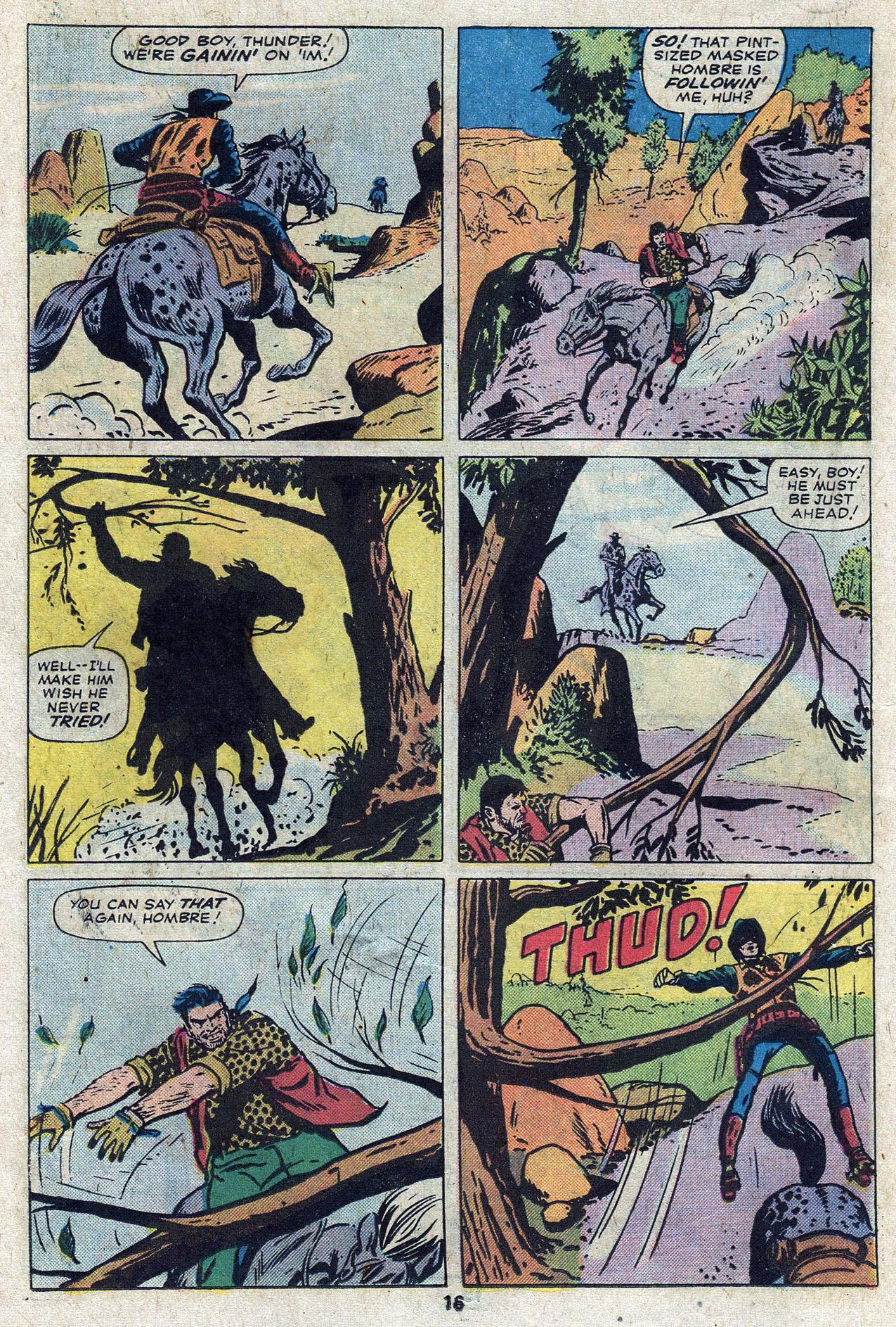 Read online Two-Gun Kid comic -  Issue #132 - 18