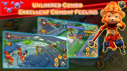 Journey Of Sun Wukong Hack Full Tiền Vàng Cho Android