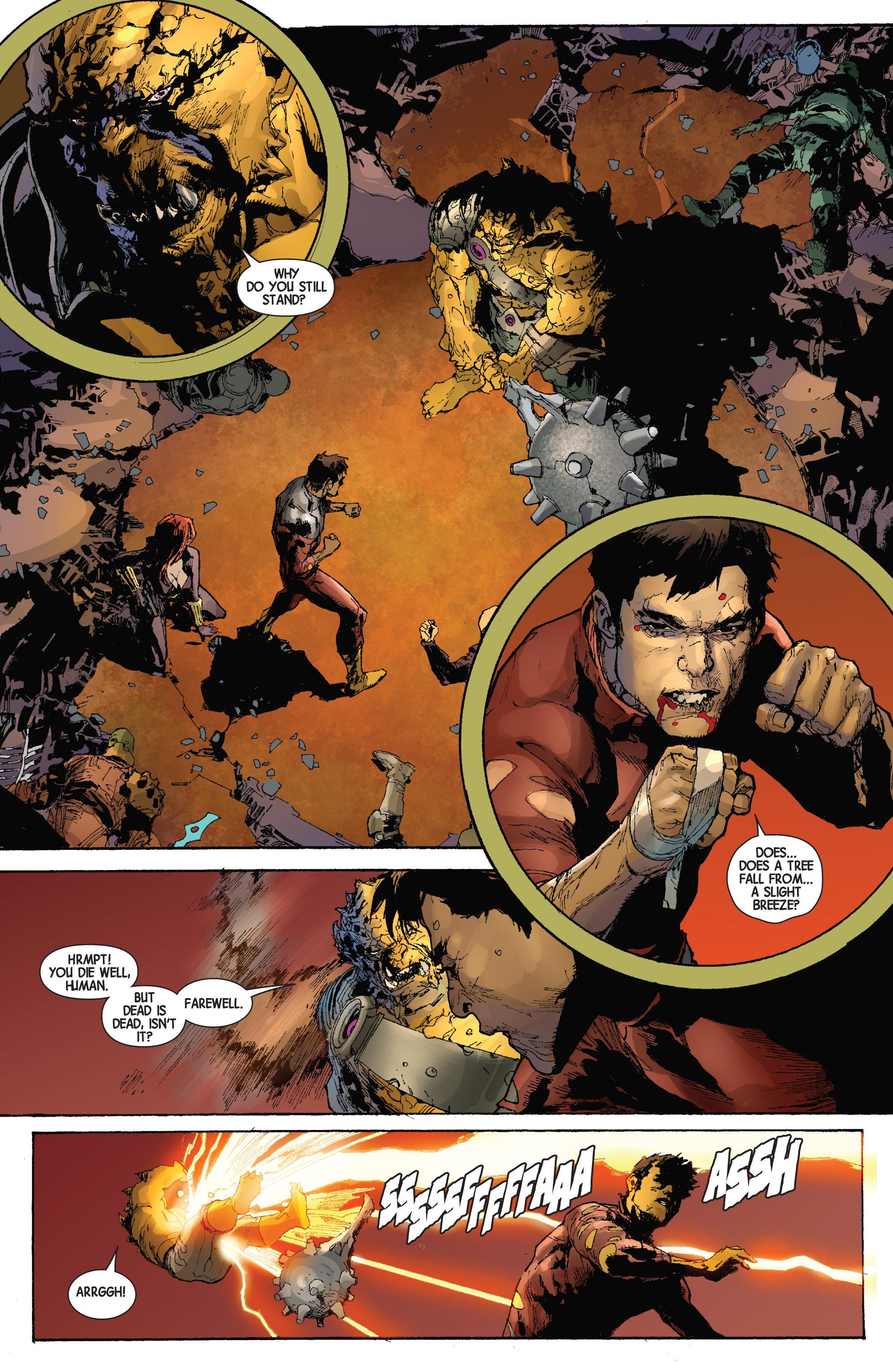 Read online Avengers (2013) comic -  Issue #Avengers (2013) _TPB 4 - 170