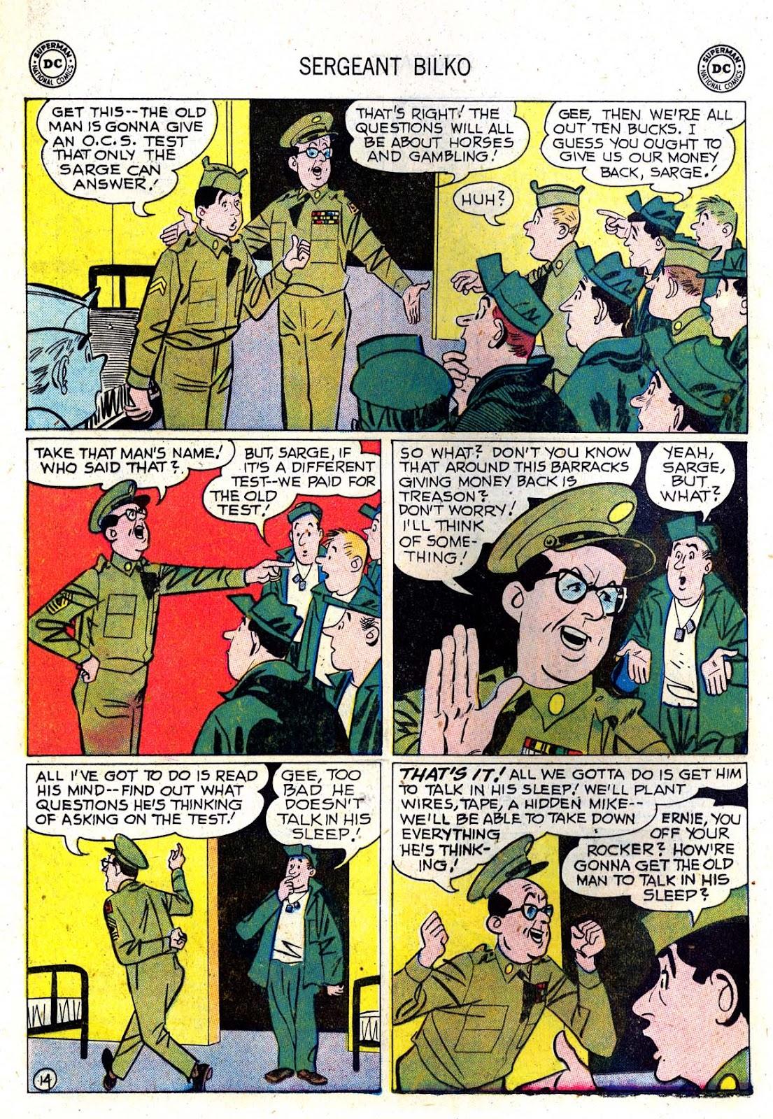 Sergeant Bilko issue 7 - Page 16