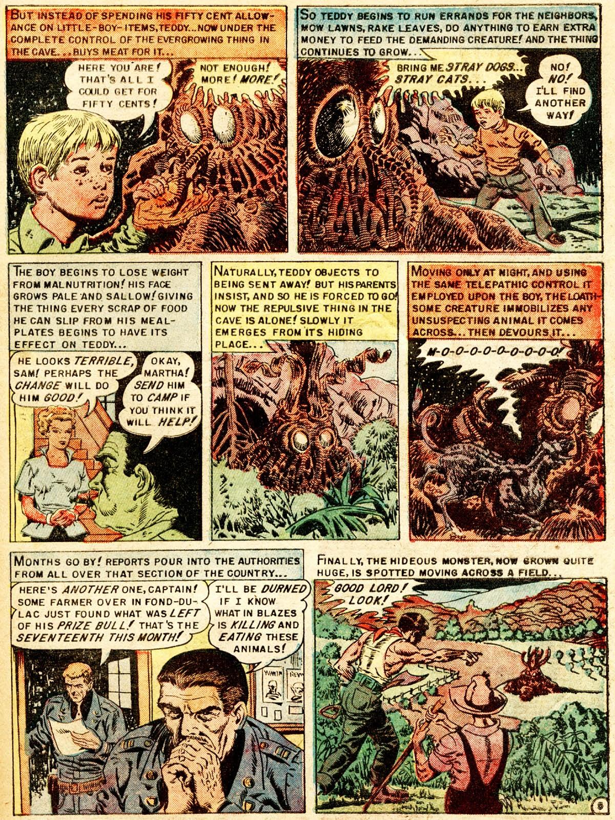 Weird Fantasy (1951) issue 13 - Page 31