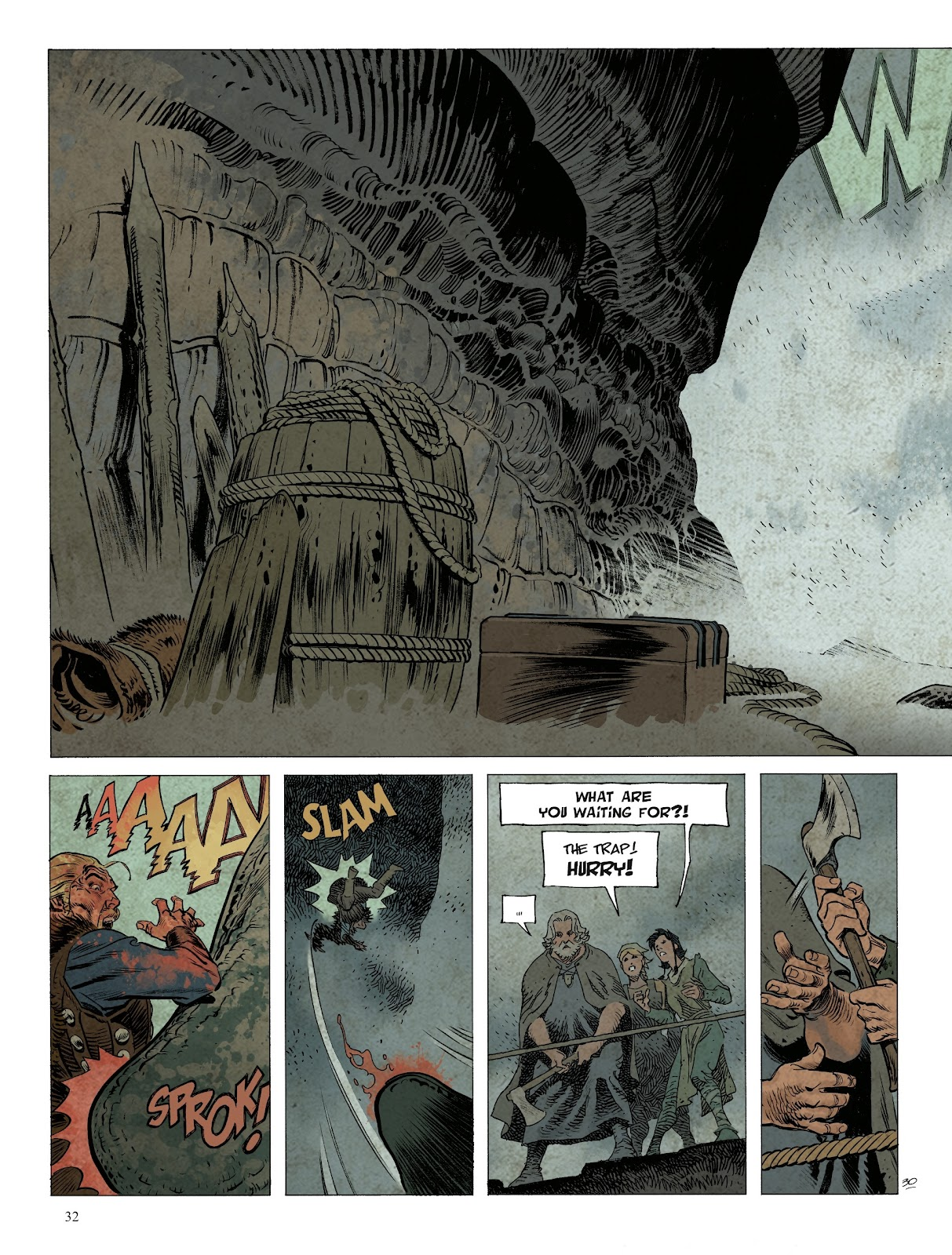 Read online Asgard comic -  Issue #1 - 34
