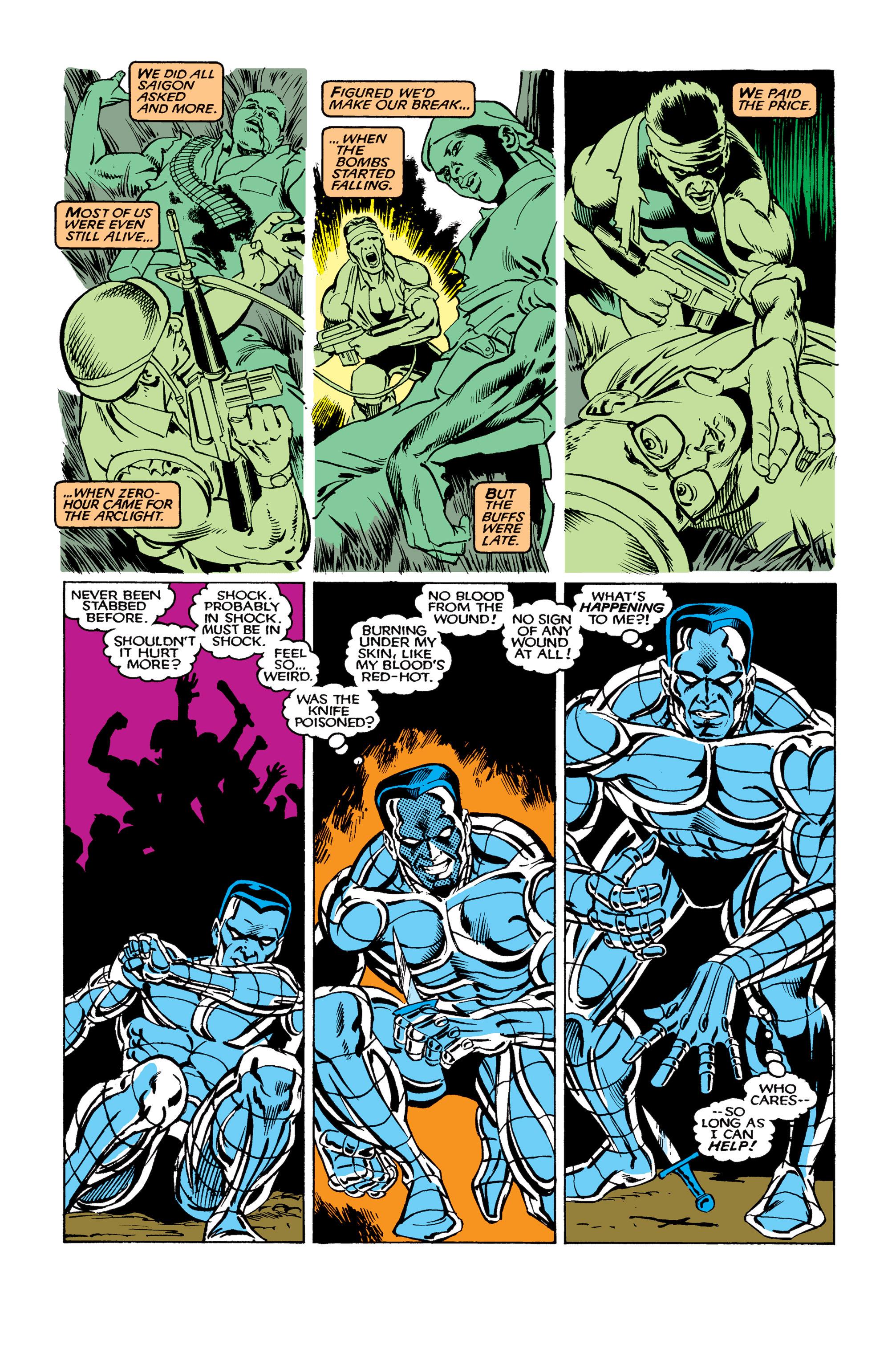 Read online Uncanny X-Men (1963) comic -  Issue #263 - 18