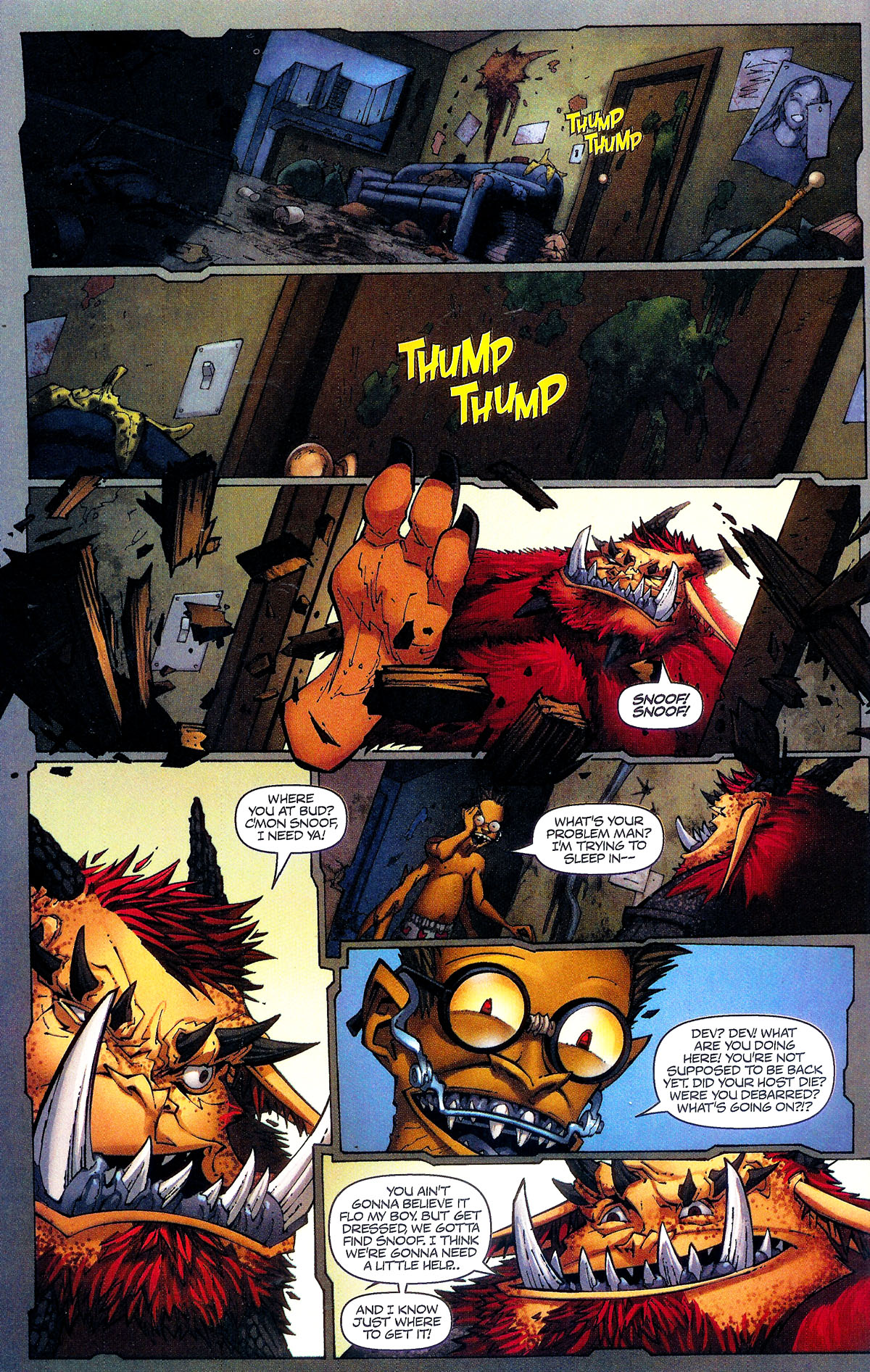 Read online Shrugged (2006) comic -  Issue #5 - 22
