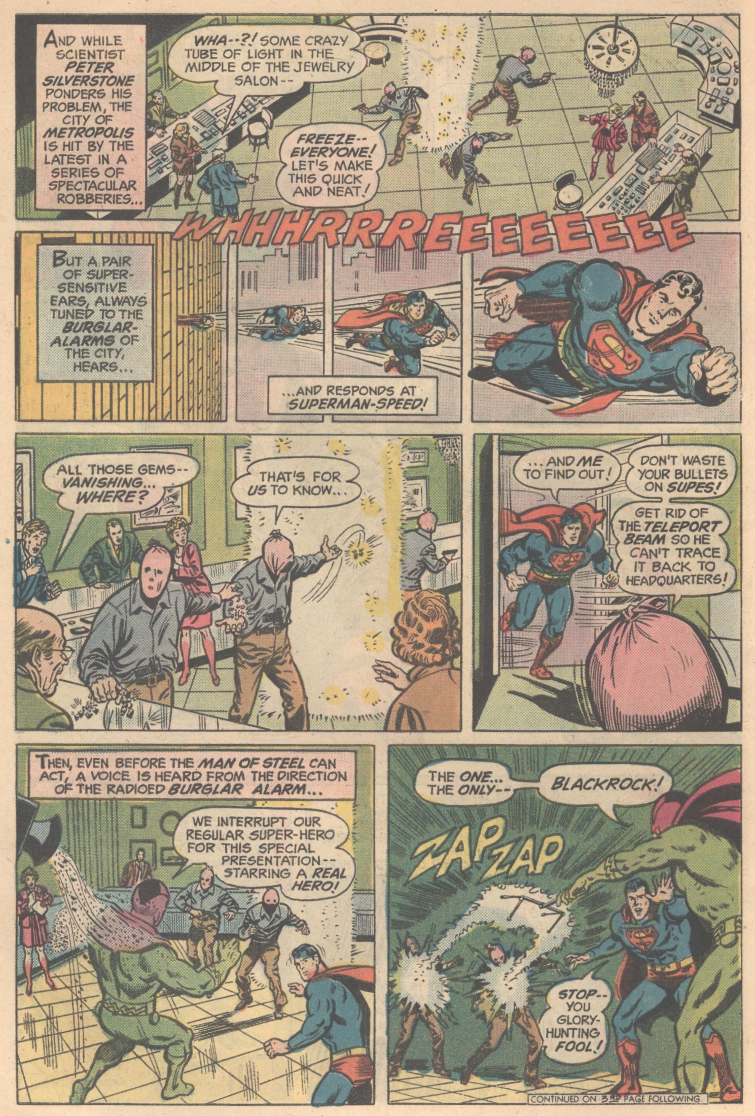 Read online Action Comics (1938) comic -  Issue #459 - 6