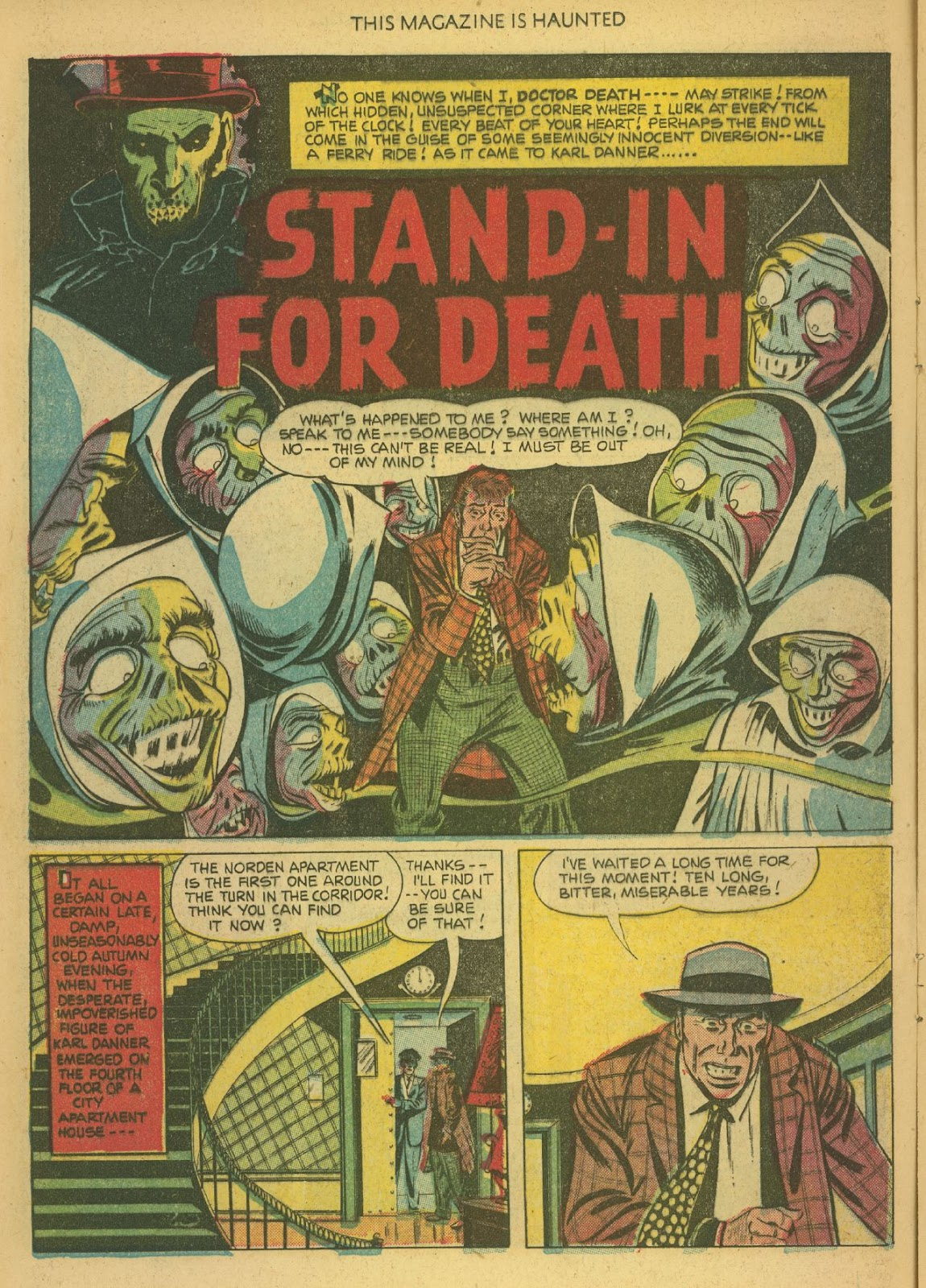 Read online This Magazine Is Haunted comic -  Issue #1 - 16