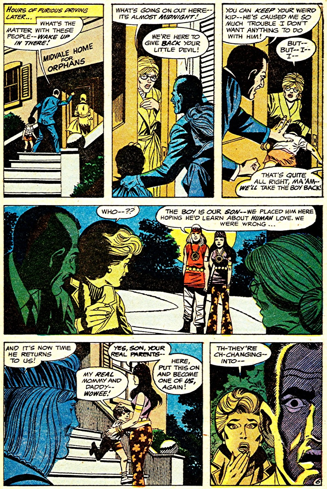 The Witching Hour (1969) issue 7 - Page 24