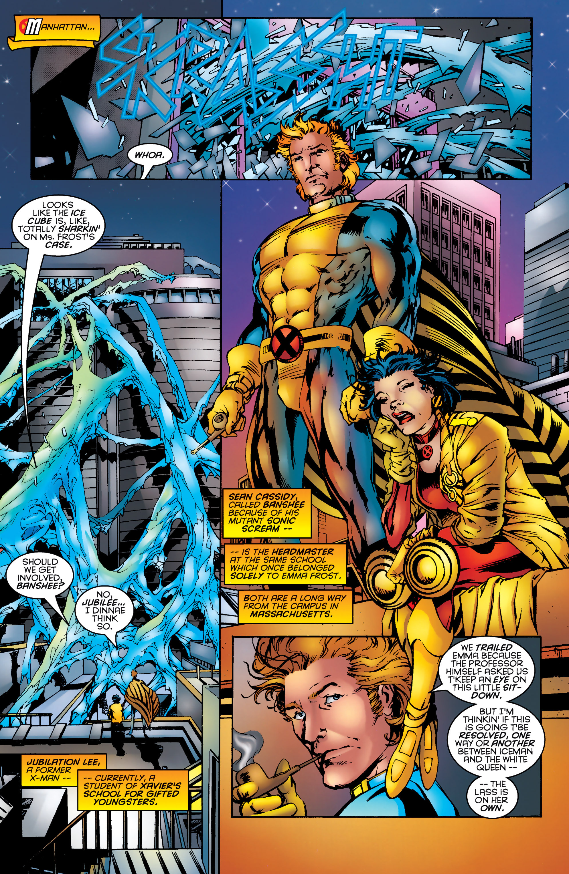 Read online Uncanny X-Men (1963) comic -  Issue #331 - 13