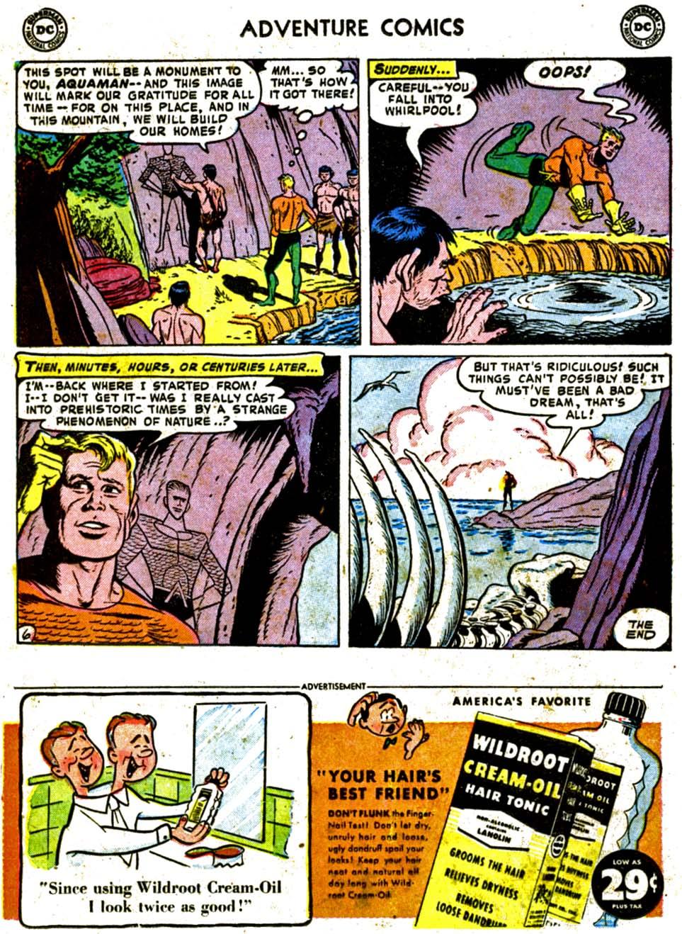Read online Adventure Comics (1938) comic -  Issue #184 - 22