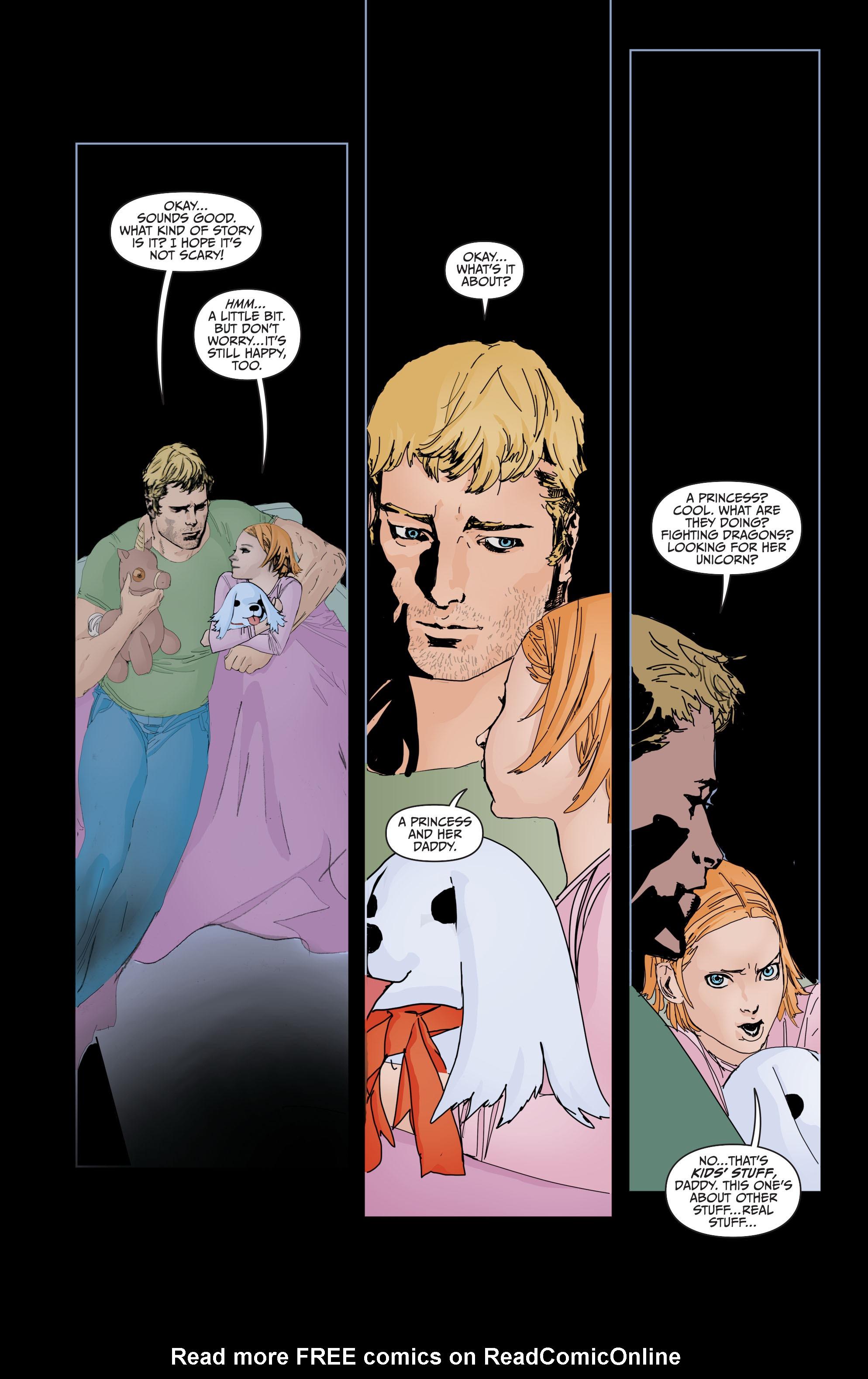 Read online Animal Man (2011) comic -  Issue #29 - 7