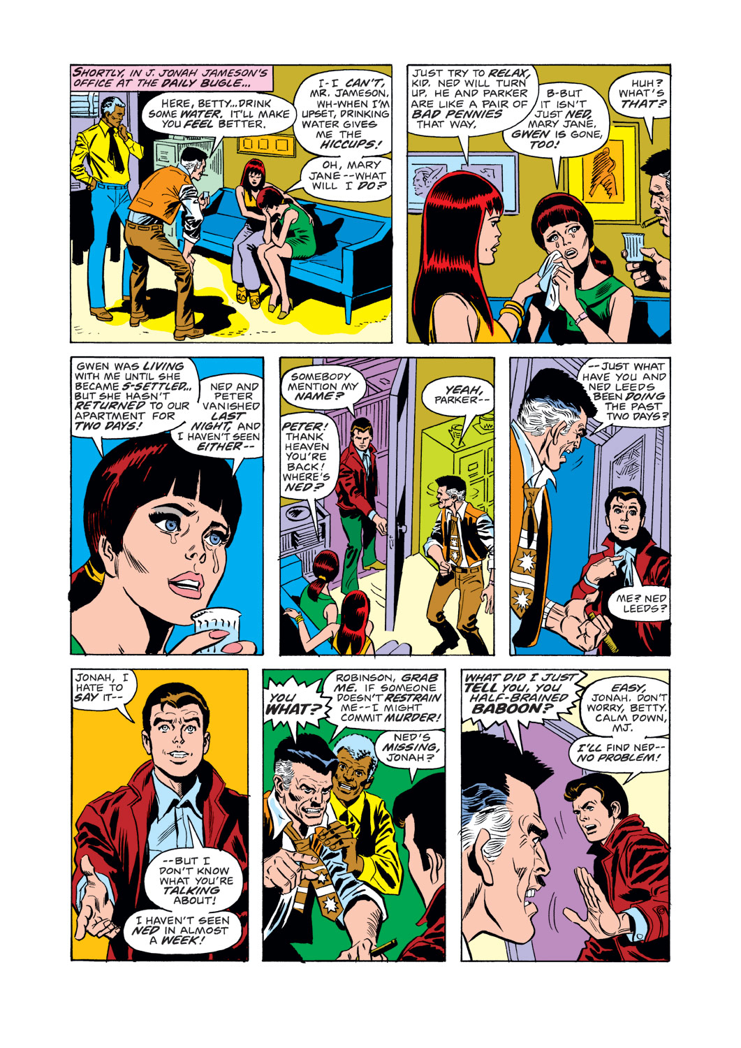 The Amazing Spider-Man (1963) 149 Page 10