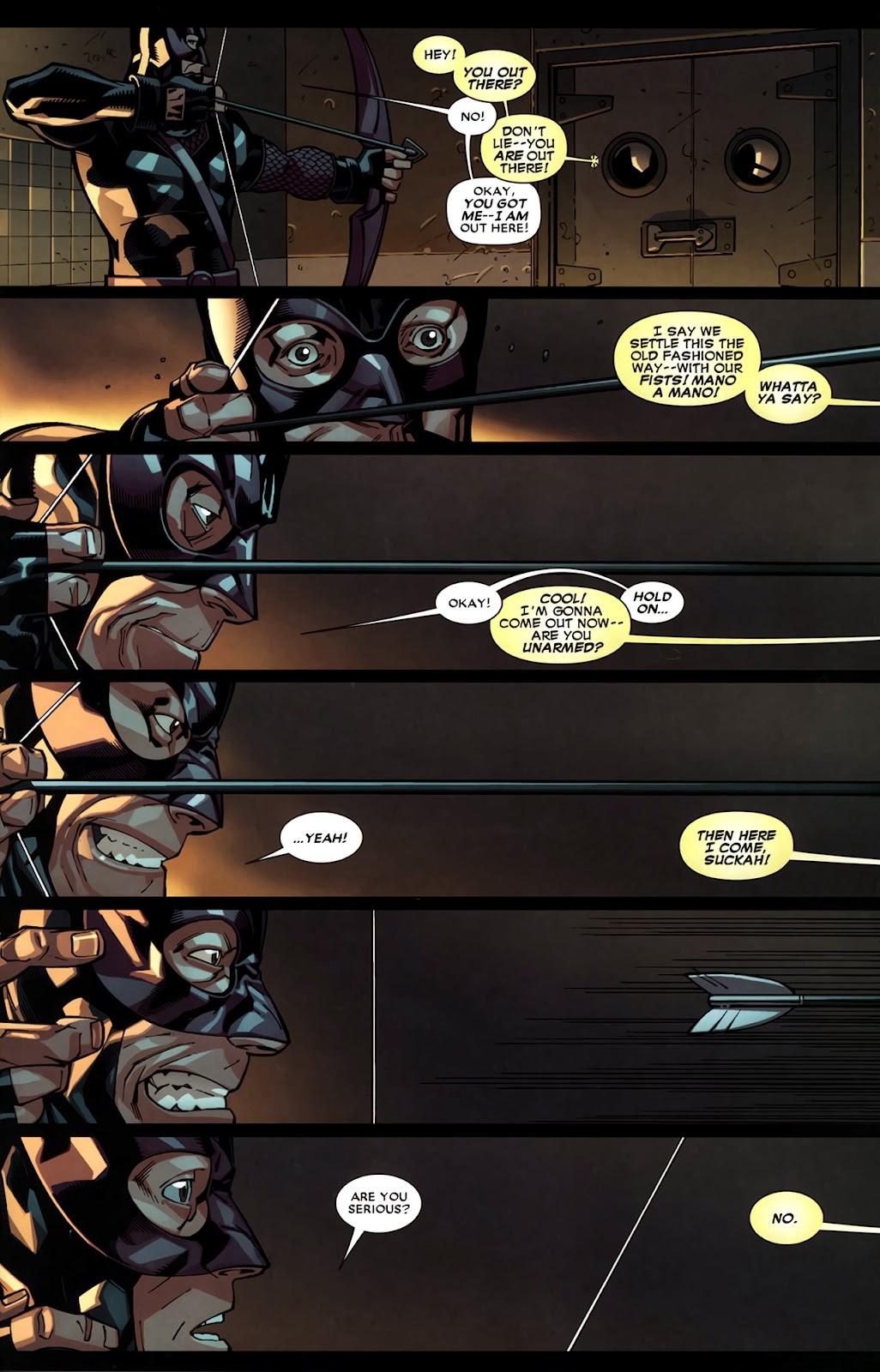 Read online Deadpool (2008) comic -  Issue #11 - 16