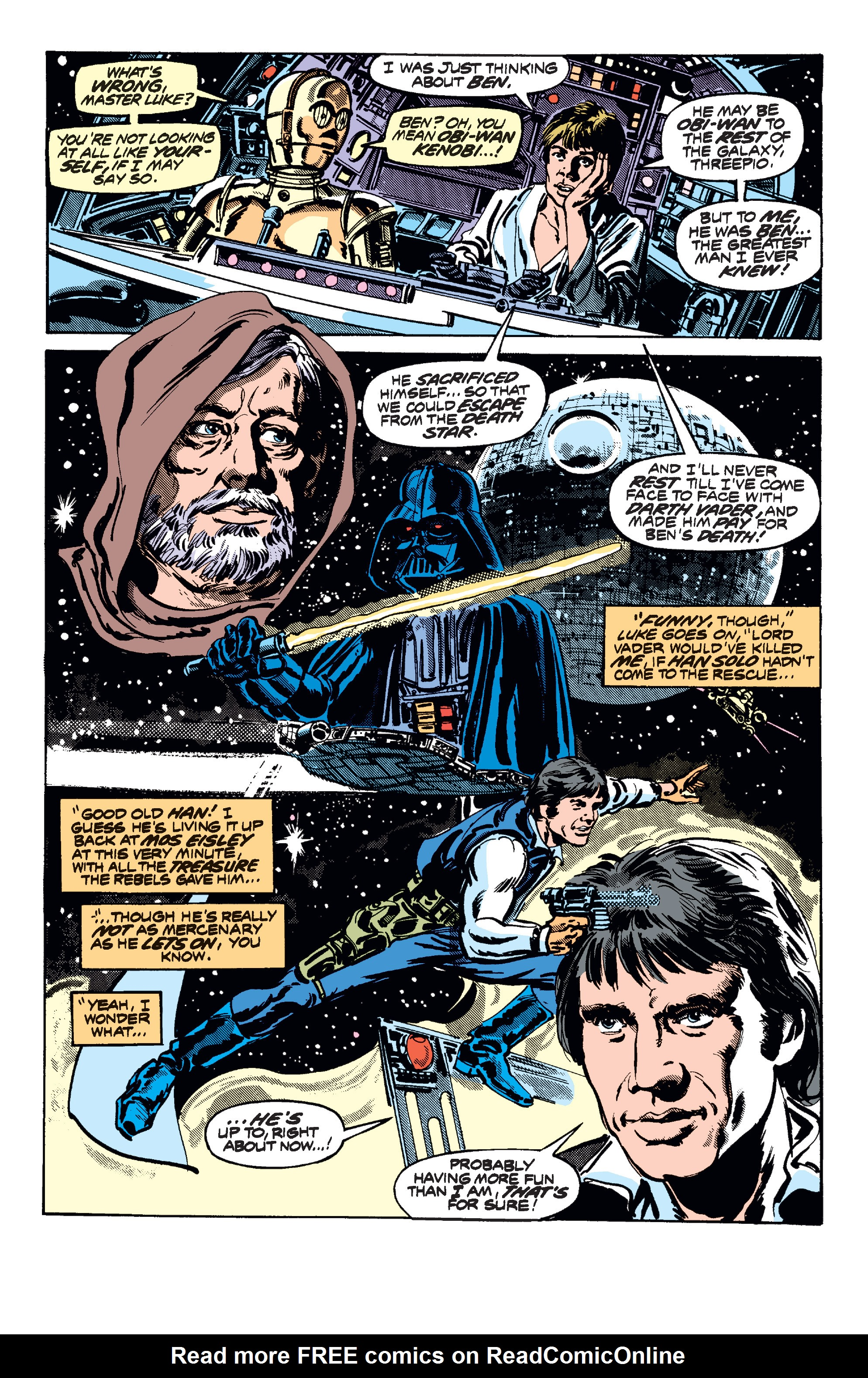 Read online Star Wars Omnibus comic -  Issue # Vol. 13 - 148