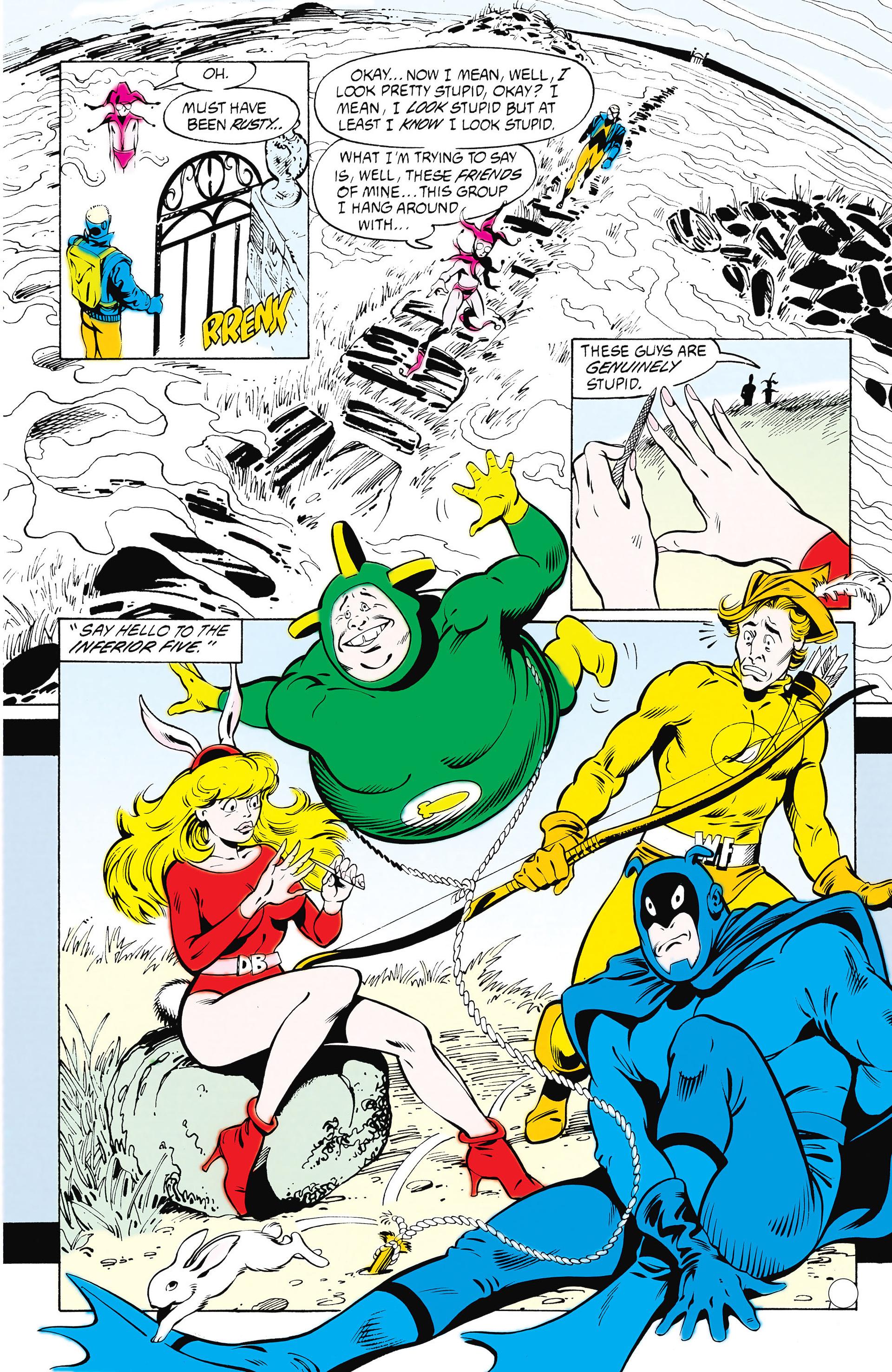 Read online Animal Man (1988) comic -  Issue #25 - 8