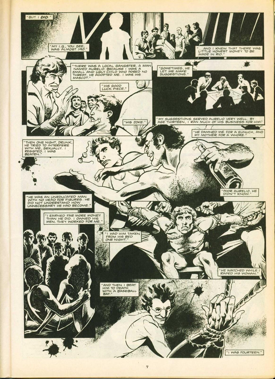 Warrior Issue #18 #19 - English 7