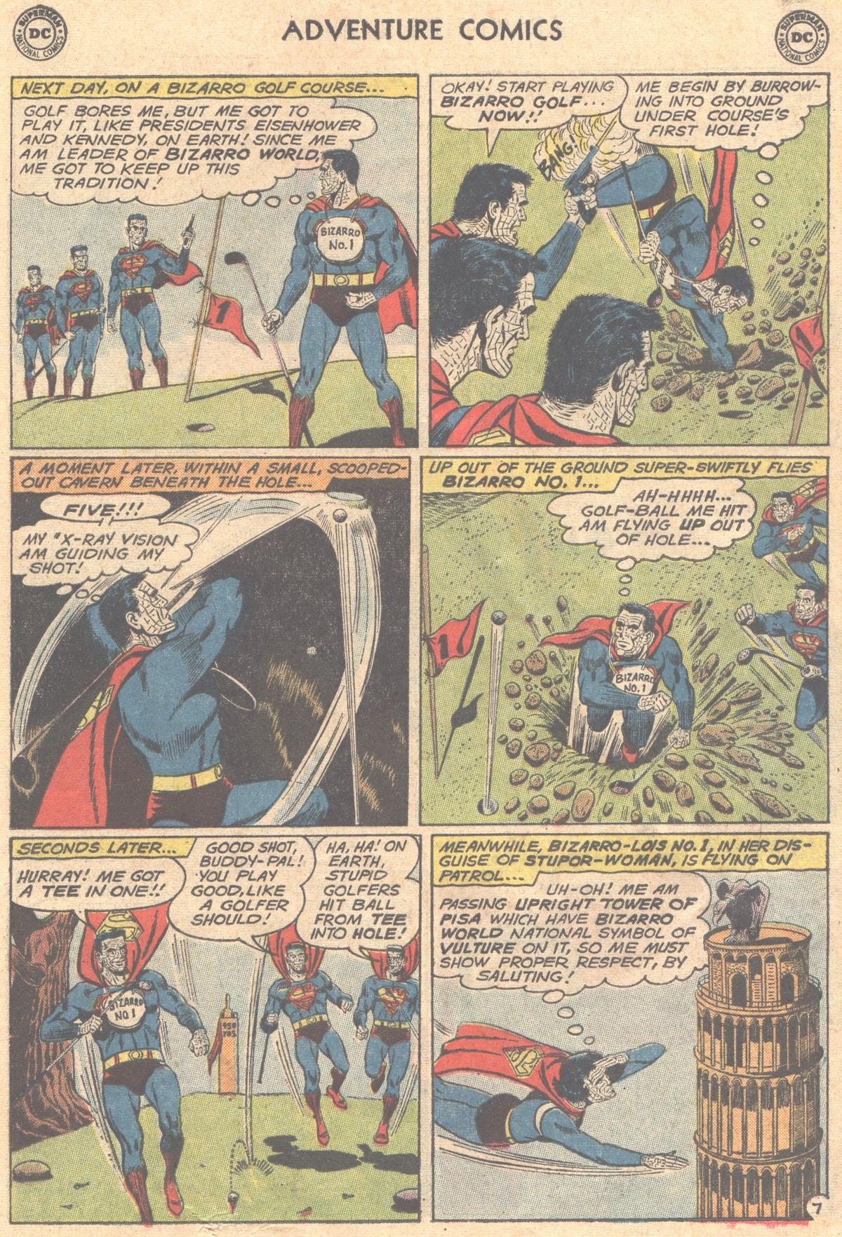 Read online Adventure Comics (1938) comic -  Issue #288 - 26