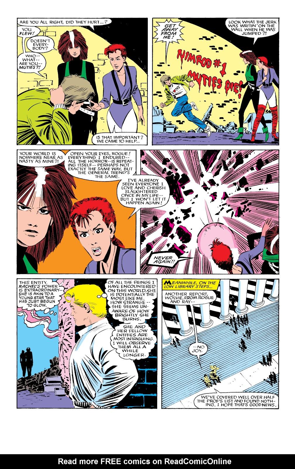Uncanny X-Men (1963) issue 196 - Page 12
